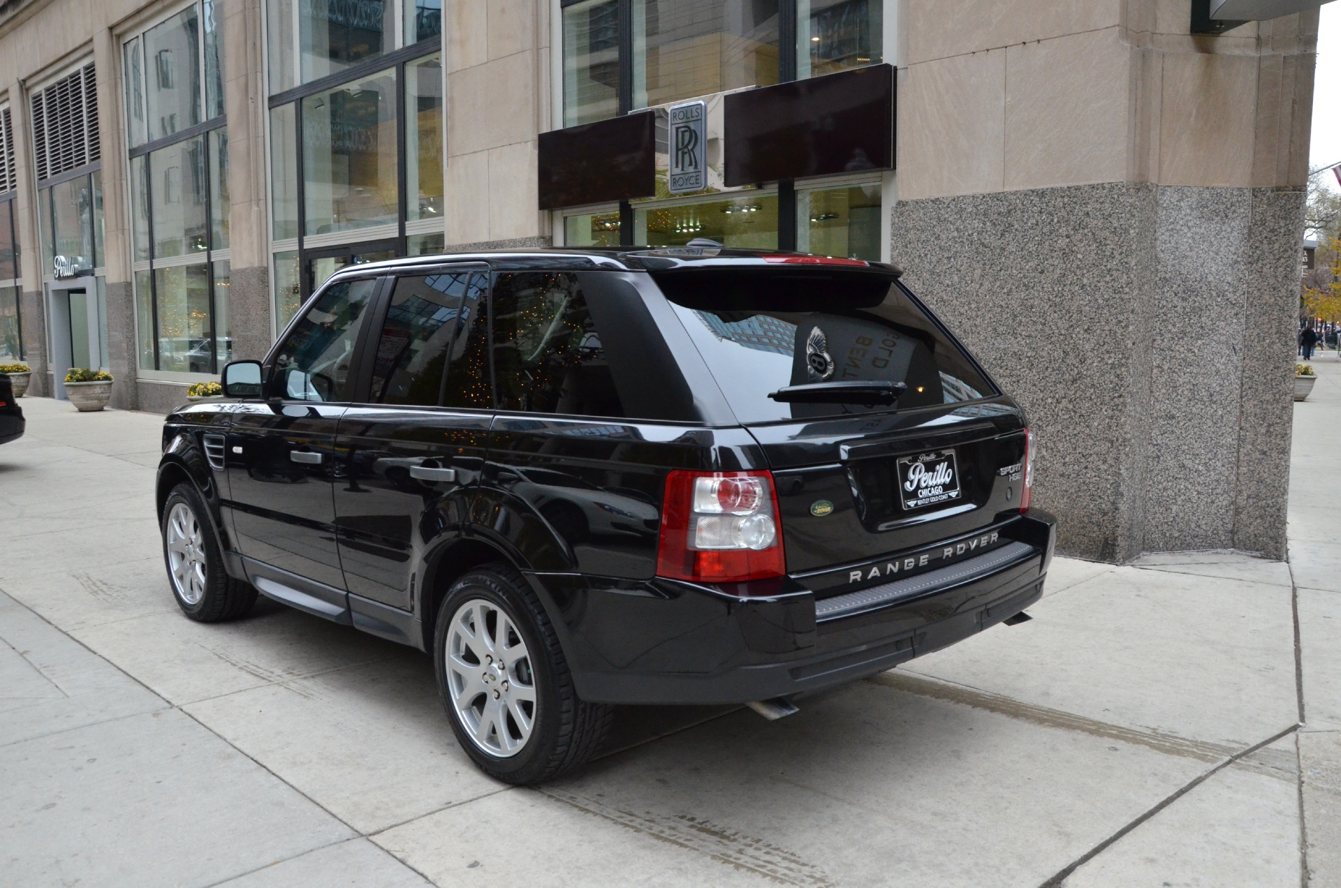 2009 land rover range rover sport hse stock gc1344 for sale near chicago il il land rover. Black Bedroom Furniture Sets. Home Design Ideas