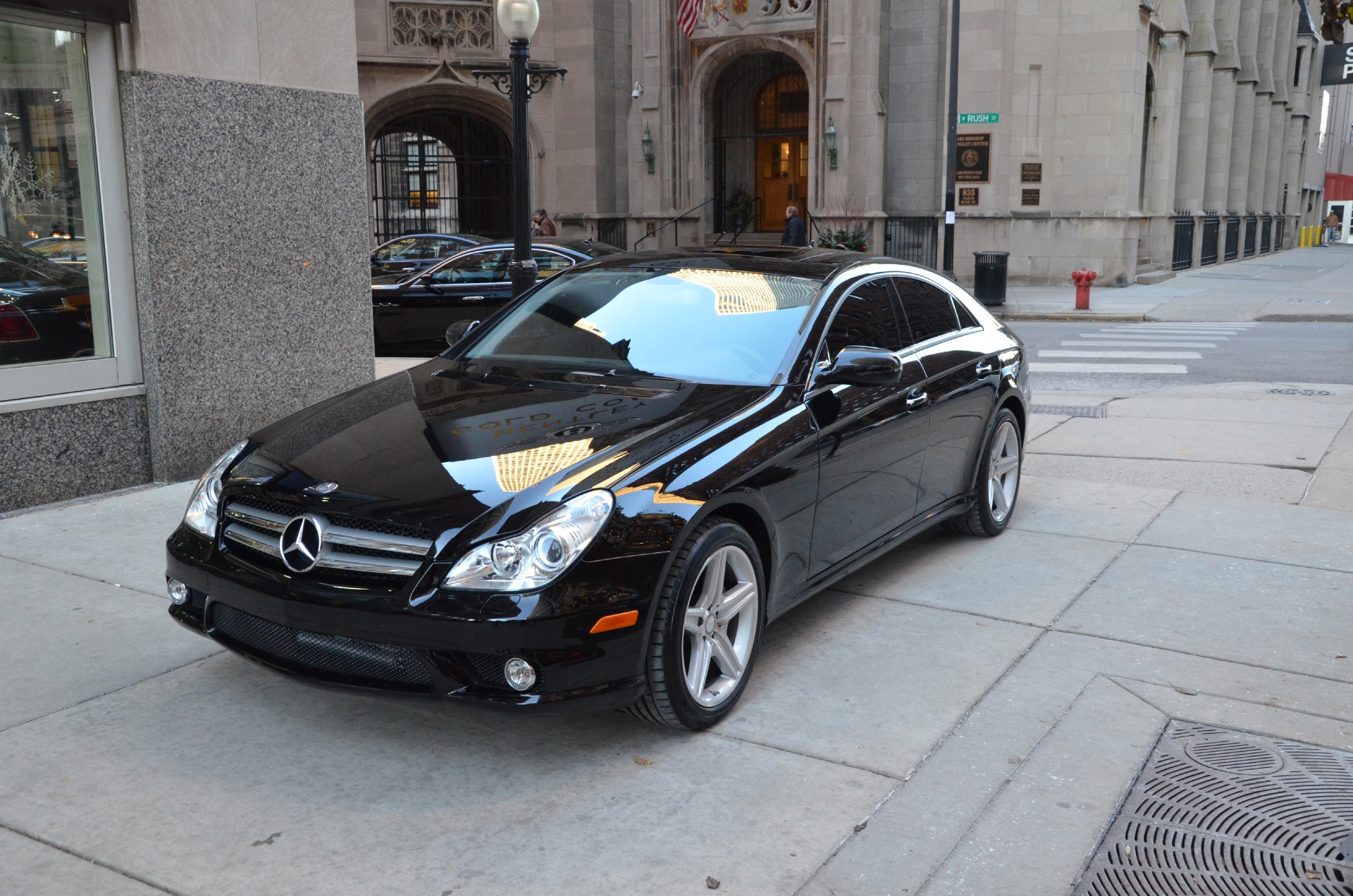 2010 Mercedes Benz Cls Class Cls550 Stock M179a For Sale