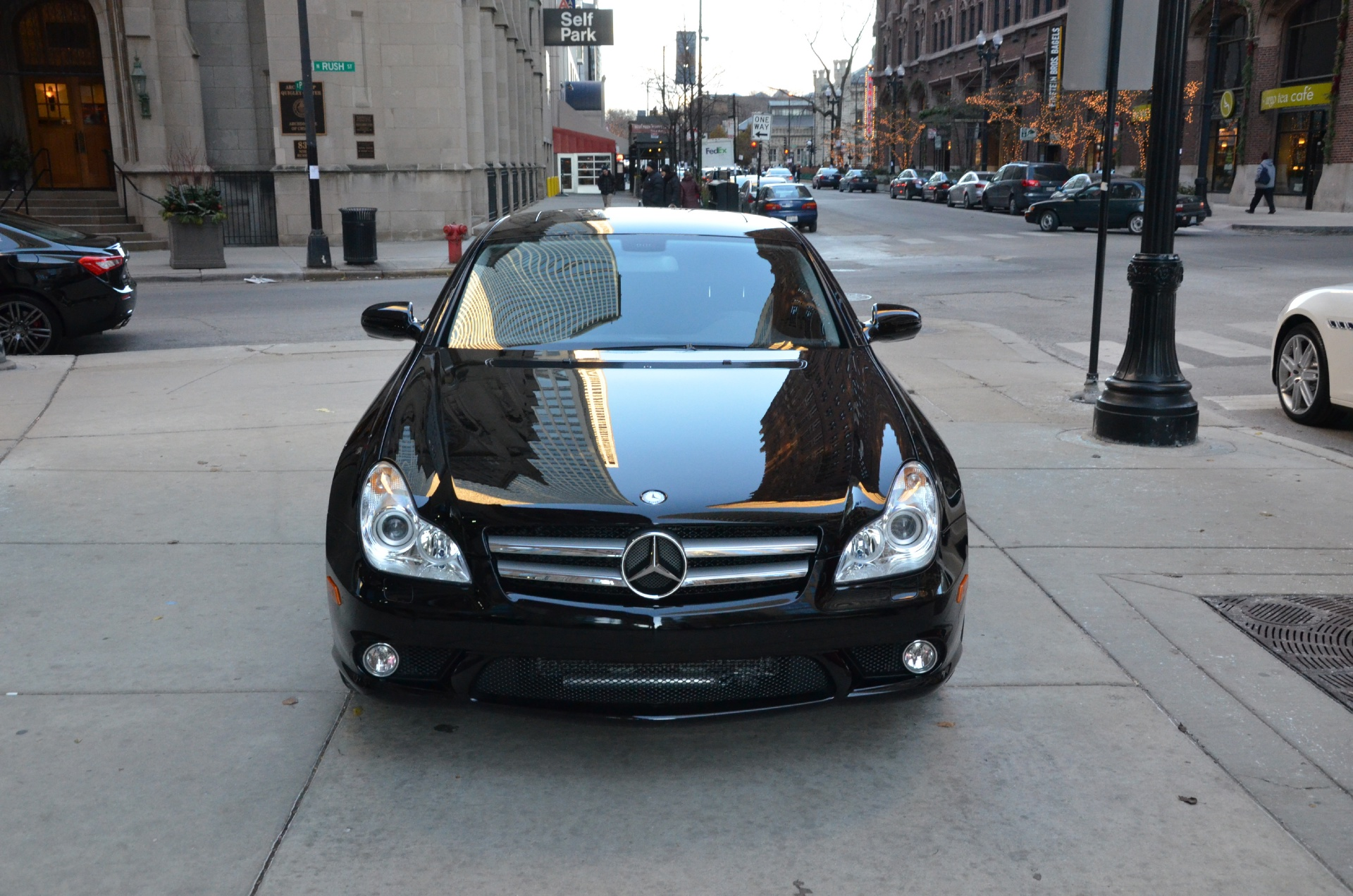 2010 Mercedes-Benz CLS-Class CLS550 Stock # M179A for sale ...
