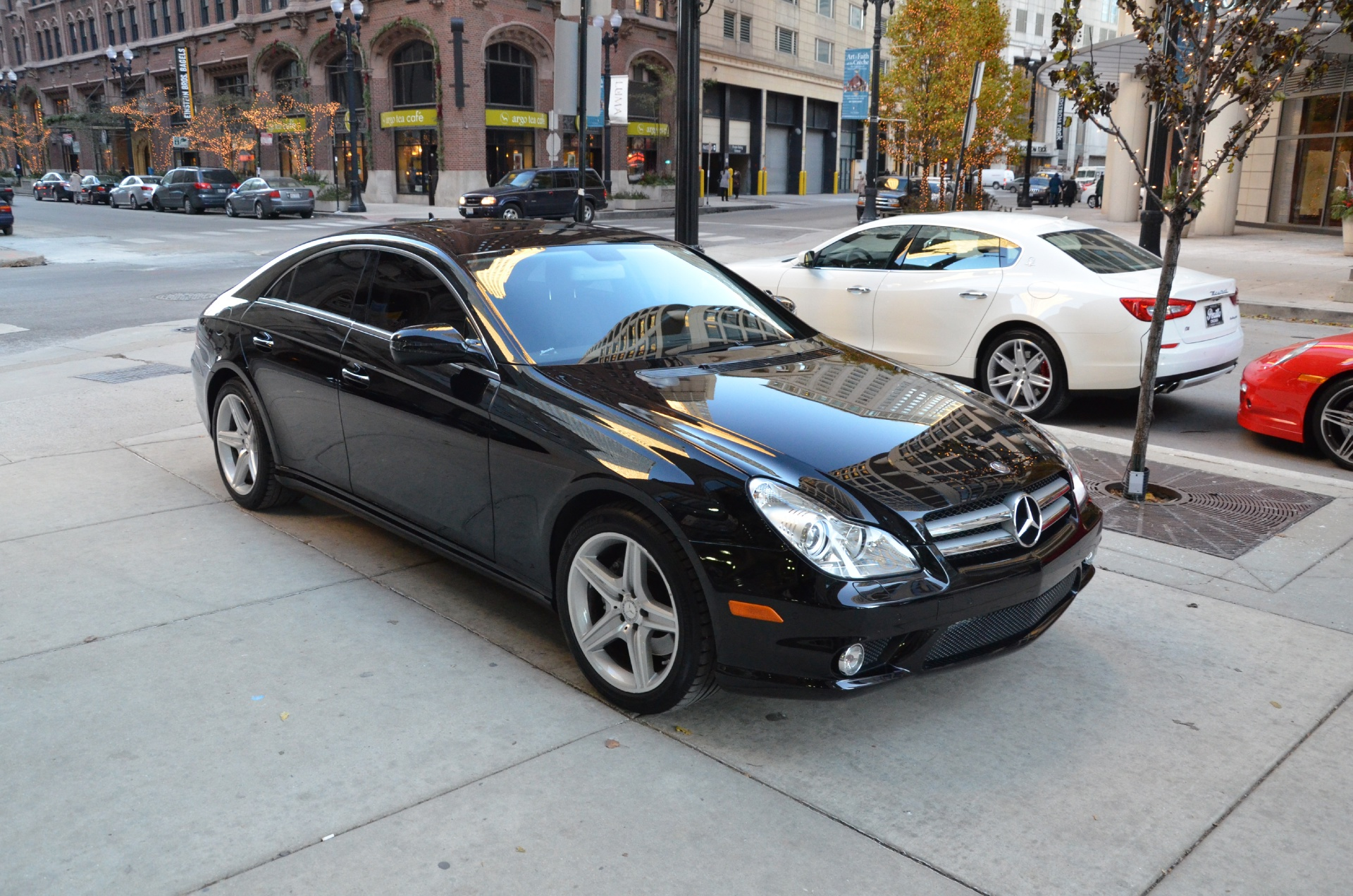 2010 mercedes benz cls class cls550 stock m179a for sale for Mercedes benz 550 cls