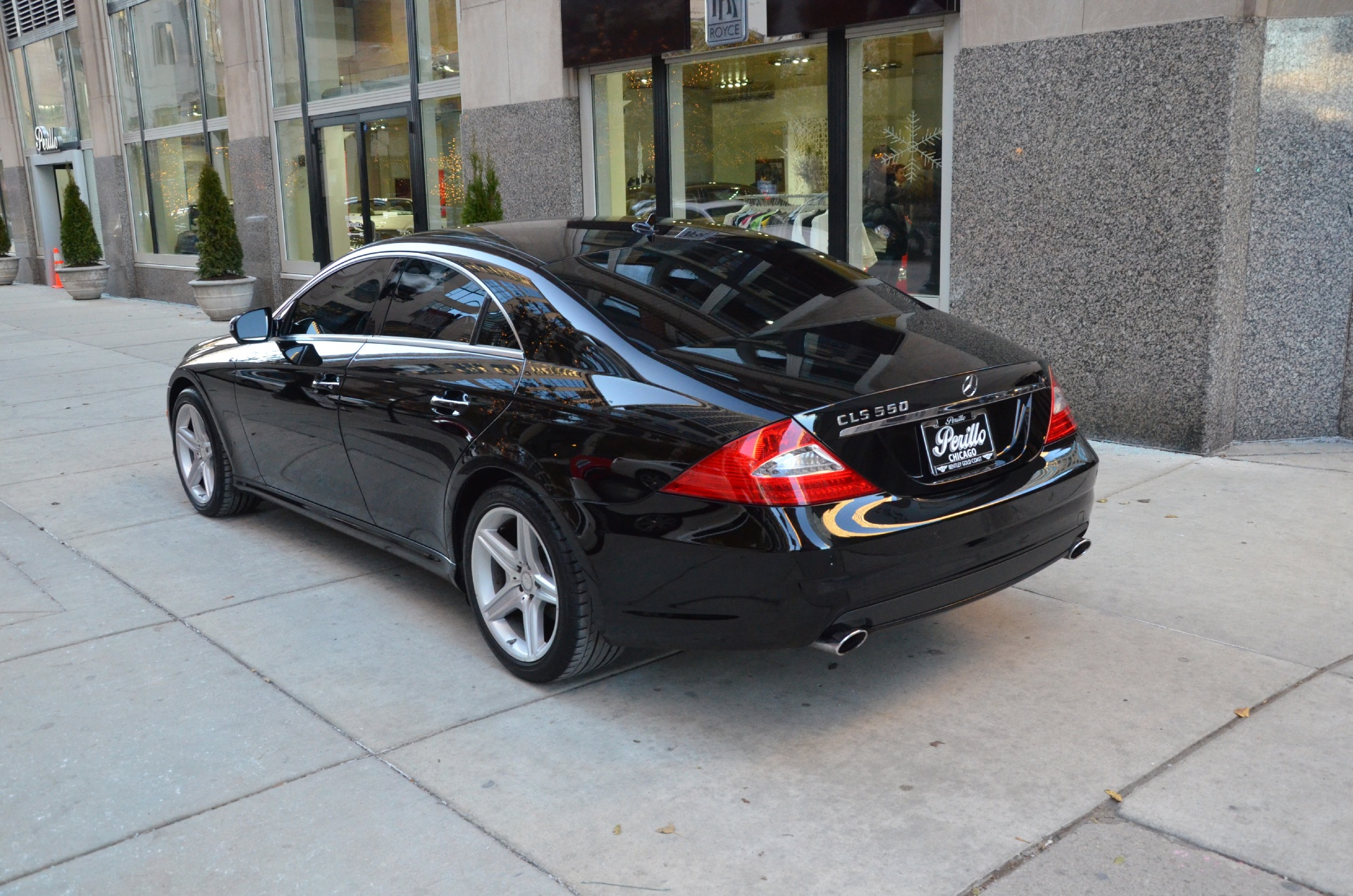 2010 mercedes benz cls class cls550 stock m179a for sale for Mercedes benz cls sale