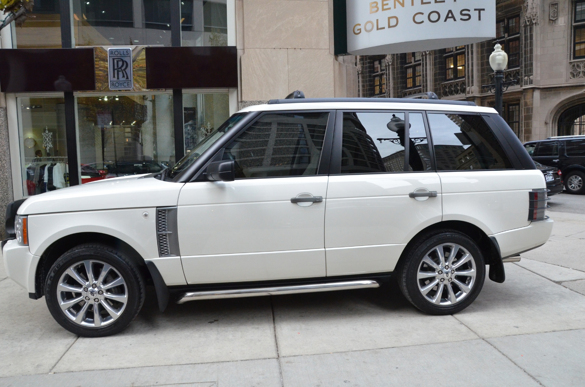 2008 Land Rover Range Rover Supercharged Stock M191a For