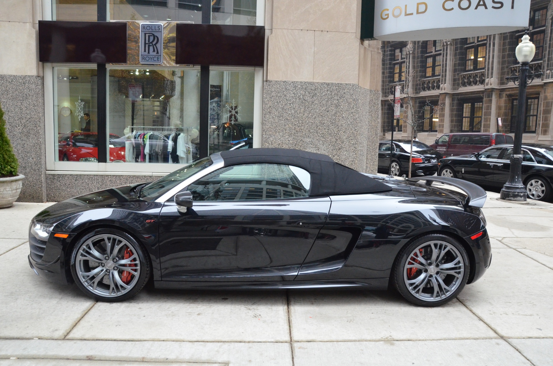 2012 audi r8 gt stock r110a for sale near chicago il il audi dealer. Black Bedroom Furniture Sets. Home Design Ideas