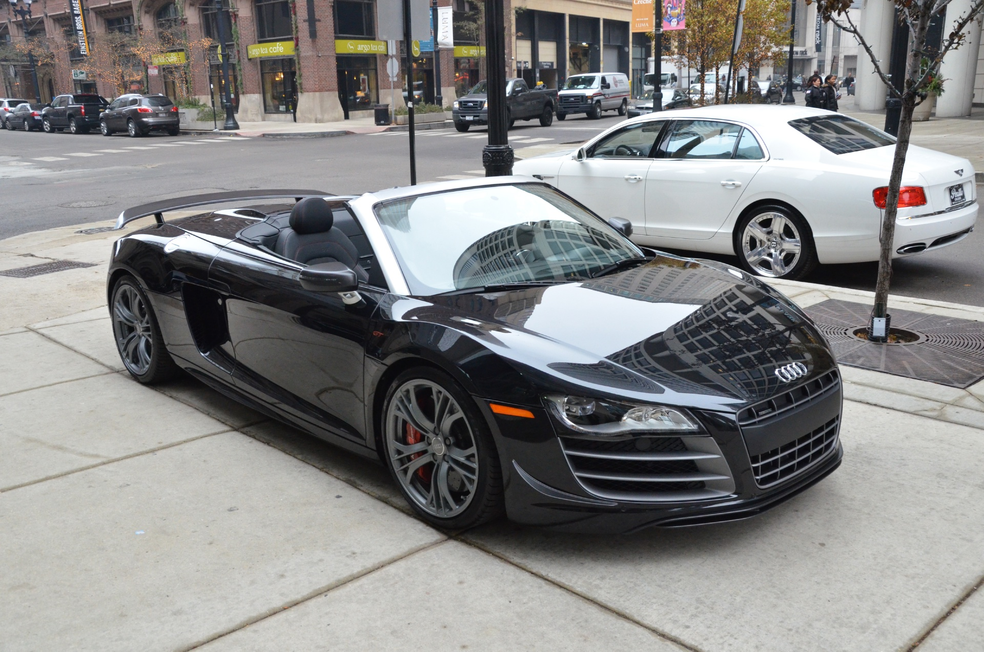 2012 audi r8 gt stock r110a for sale near chicago il. Black Bedroom Furniture Sets. Home Design Ideas