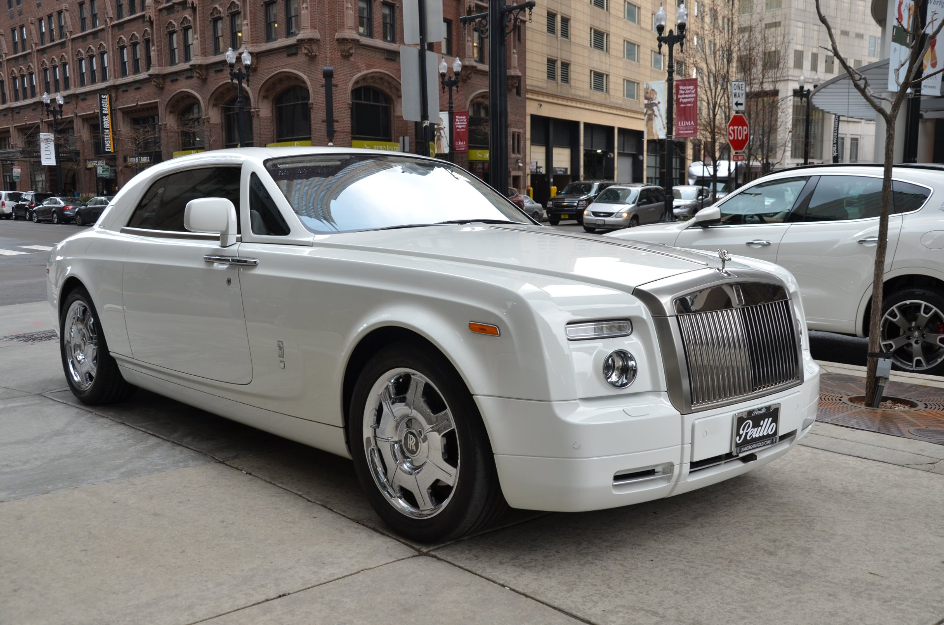 2010 rolls royce phantom coupe stock gc2048 for sale near chicago il il rolls royce dealer. Black Bedroom Furniture Sets. Home Design Ideas