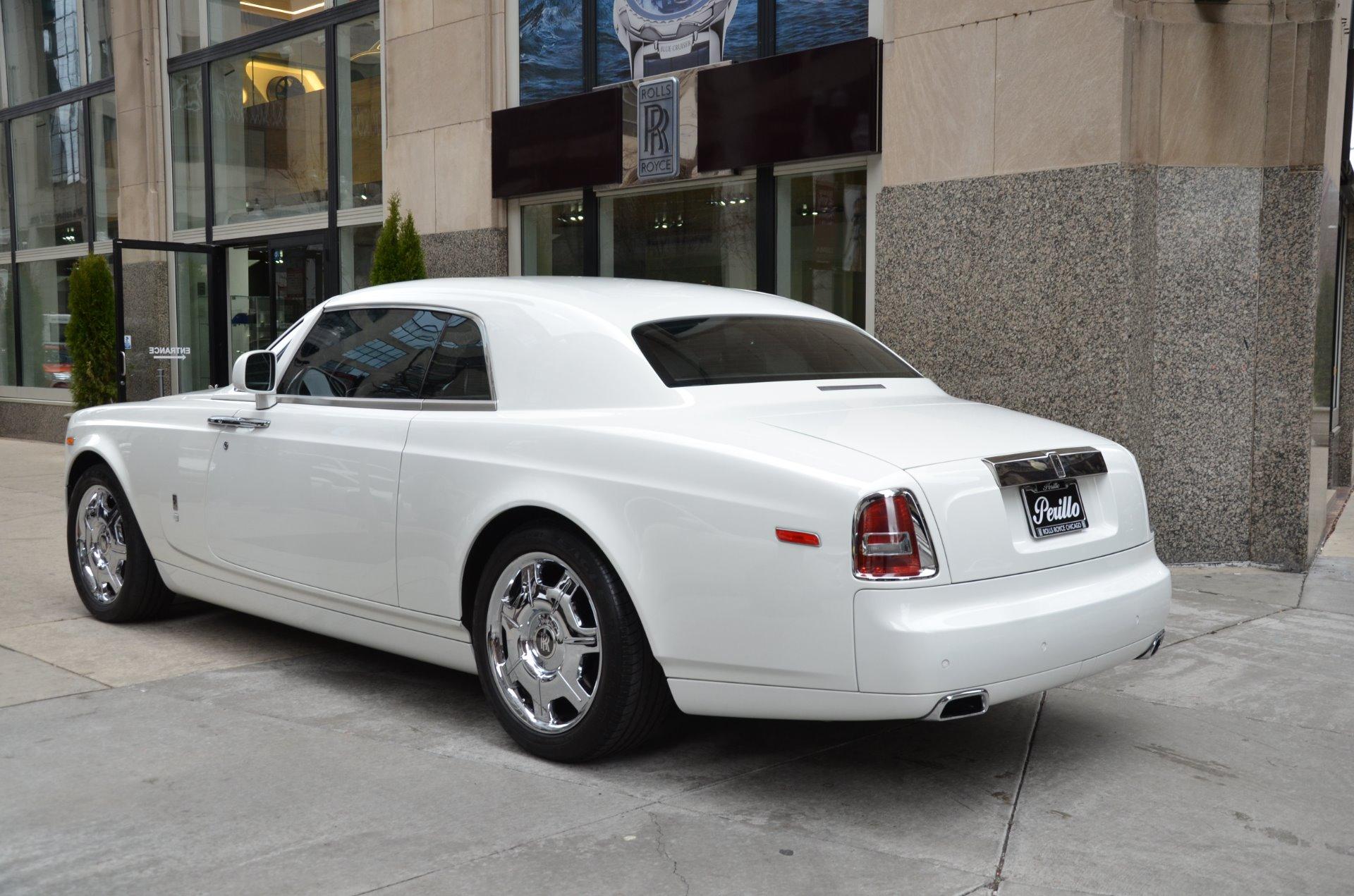 2010 Rolls Royce Phantom Coupe Stock Gc2048 For Sale Near Chicago Il Il Rolls Royce Dealer