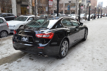 New 2014 Maserati Ghibli SQ4 S Q4 | Chicago, IL