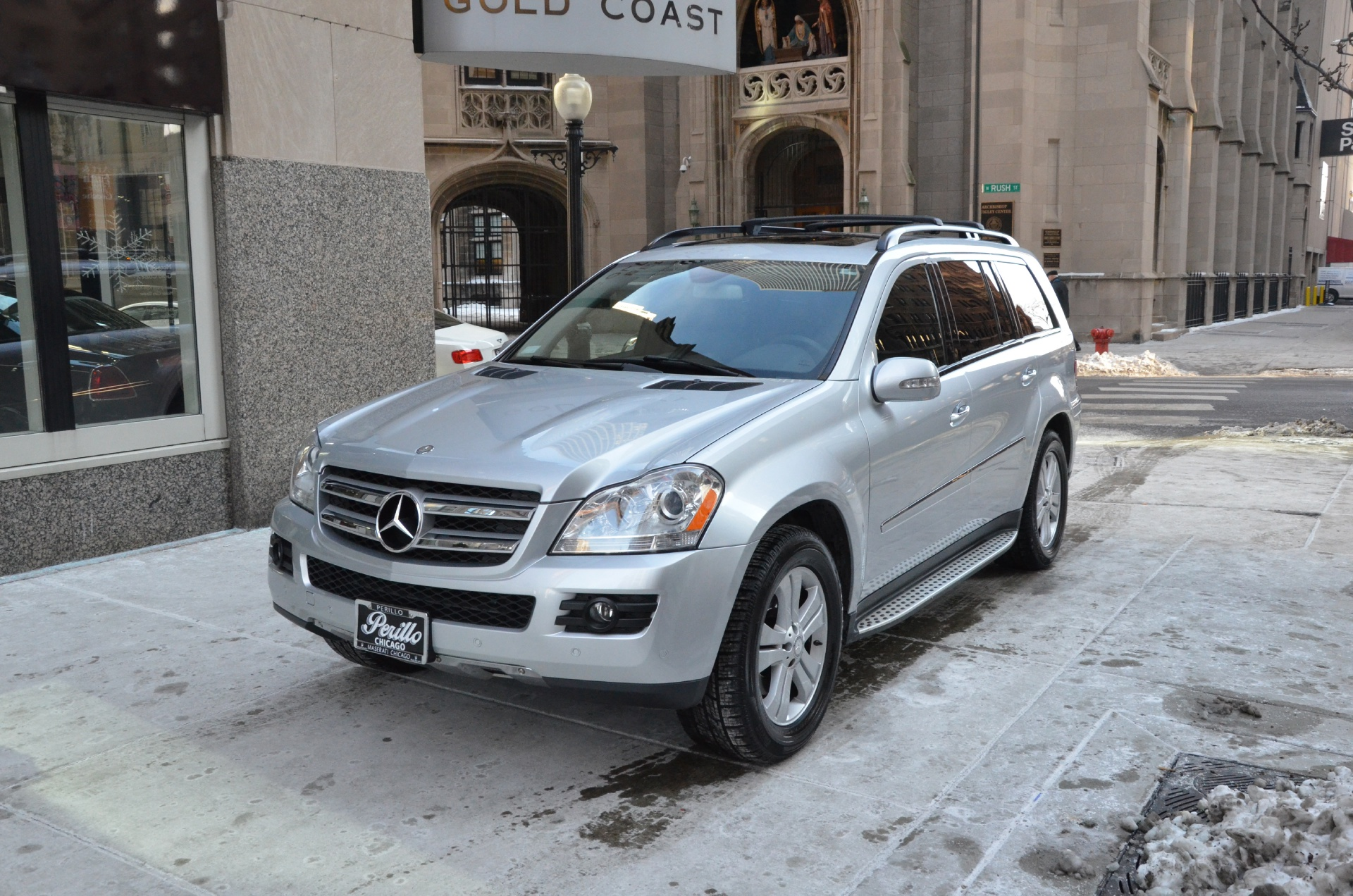 2008 mercedes benz gl class gl450 stock gc1270a for sale for Mercedes benz parts chicago