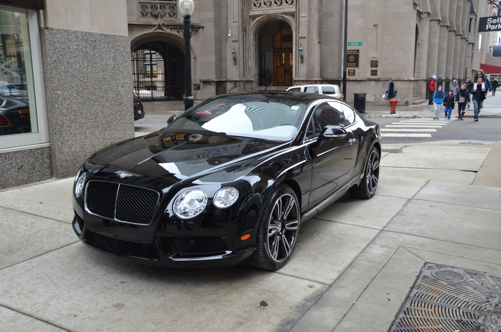 2014 Bentley Continental Gt V8 Stock B557 S For Sale