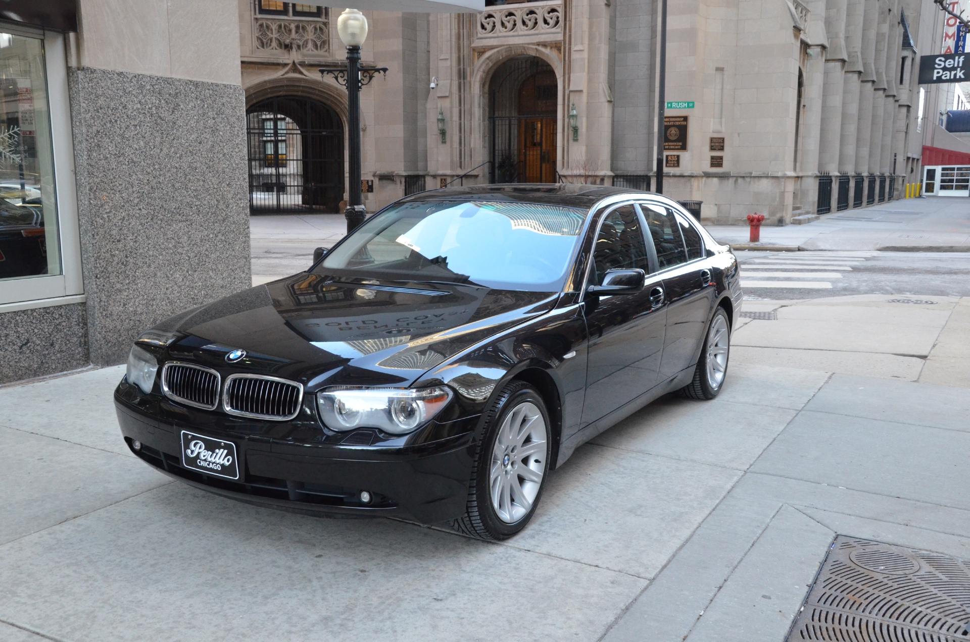 2002 BMW 7 Series 745i Stock # 54413 for sale near Chicago ...