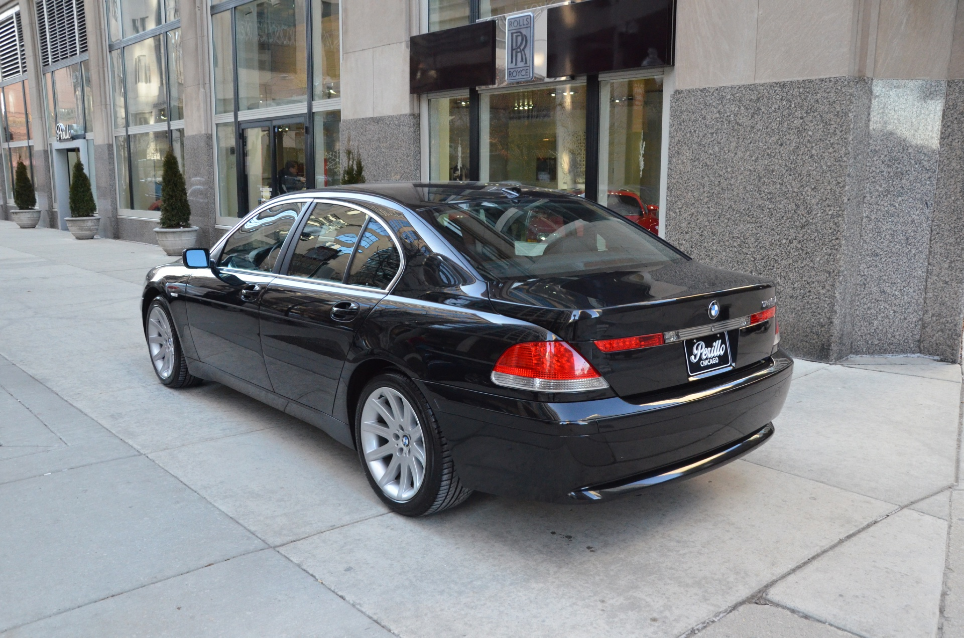 2002 Bmw 7 Series 745i Stock 54413 For Sale Near Chicago
