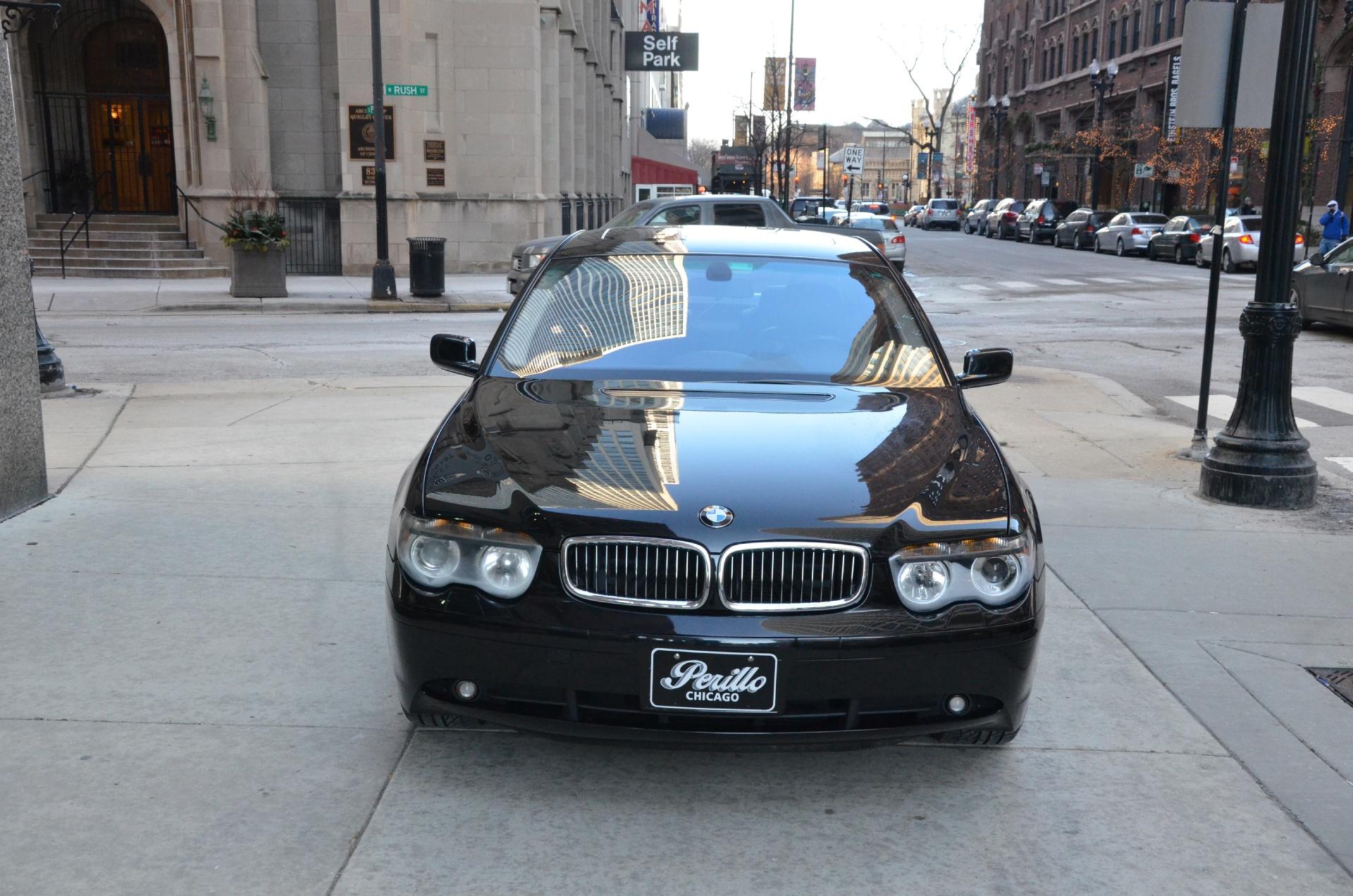 BMW Series I Stock For Sale Near Chicago IL - 2002 bmw 745i price