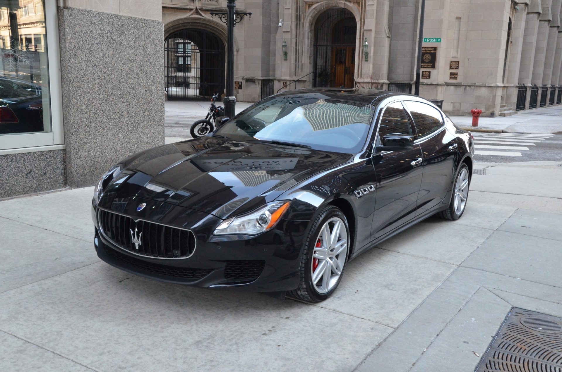 2014 maserati quattroporte s q4 s q4 stock m238 for sale near chicago il il maserati dealer. Black Bedroom Furniture Sets. Home Design Ideas
