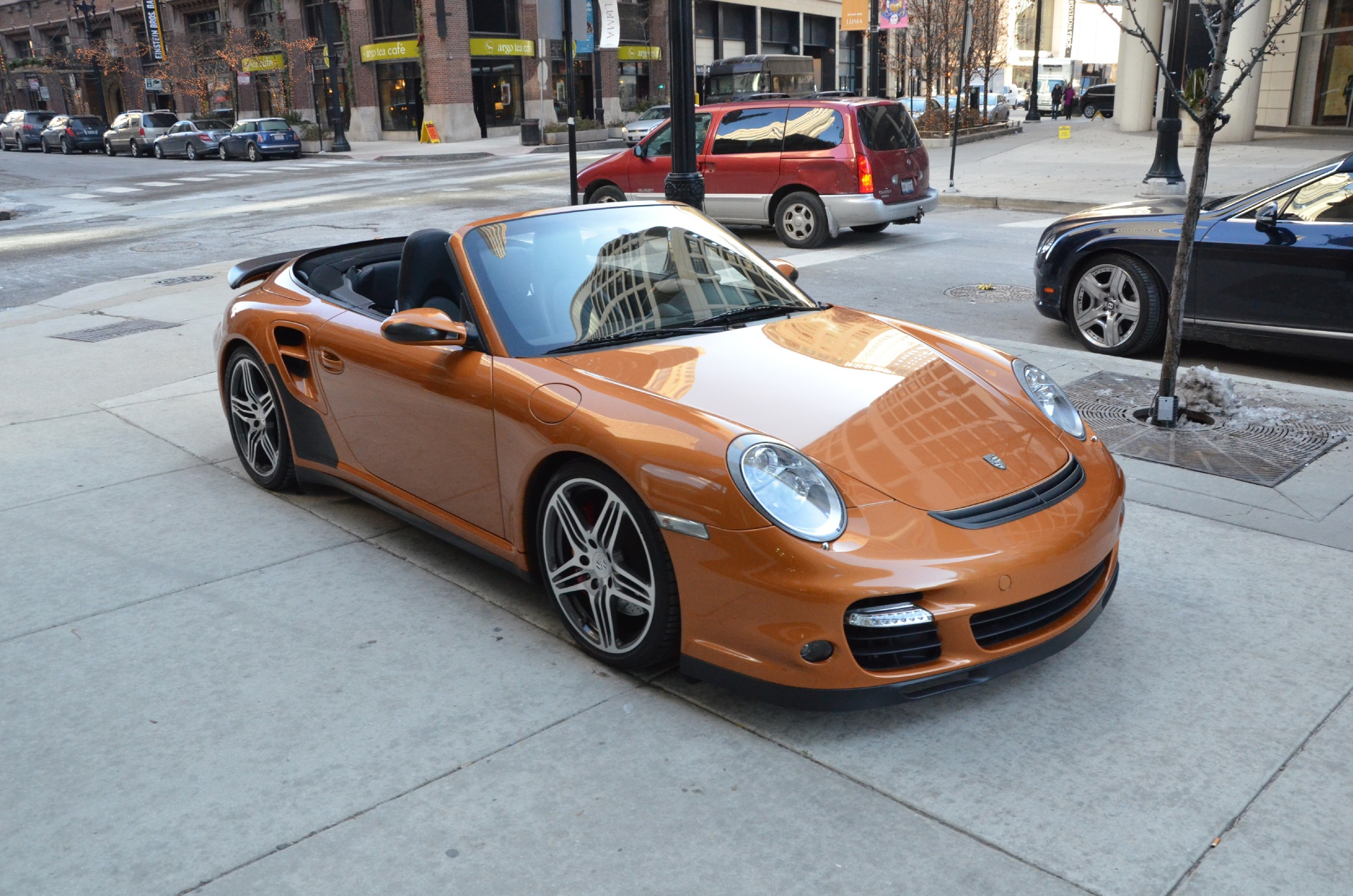 2009 porsche 911 turbo stock gc1106a for sale near. Black Bedroom Furniture Sets. Home Design Ideas