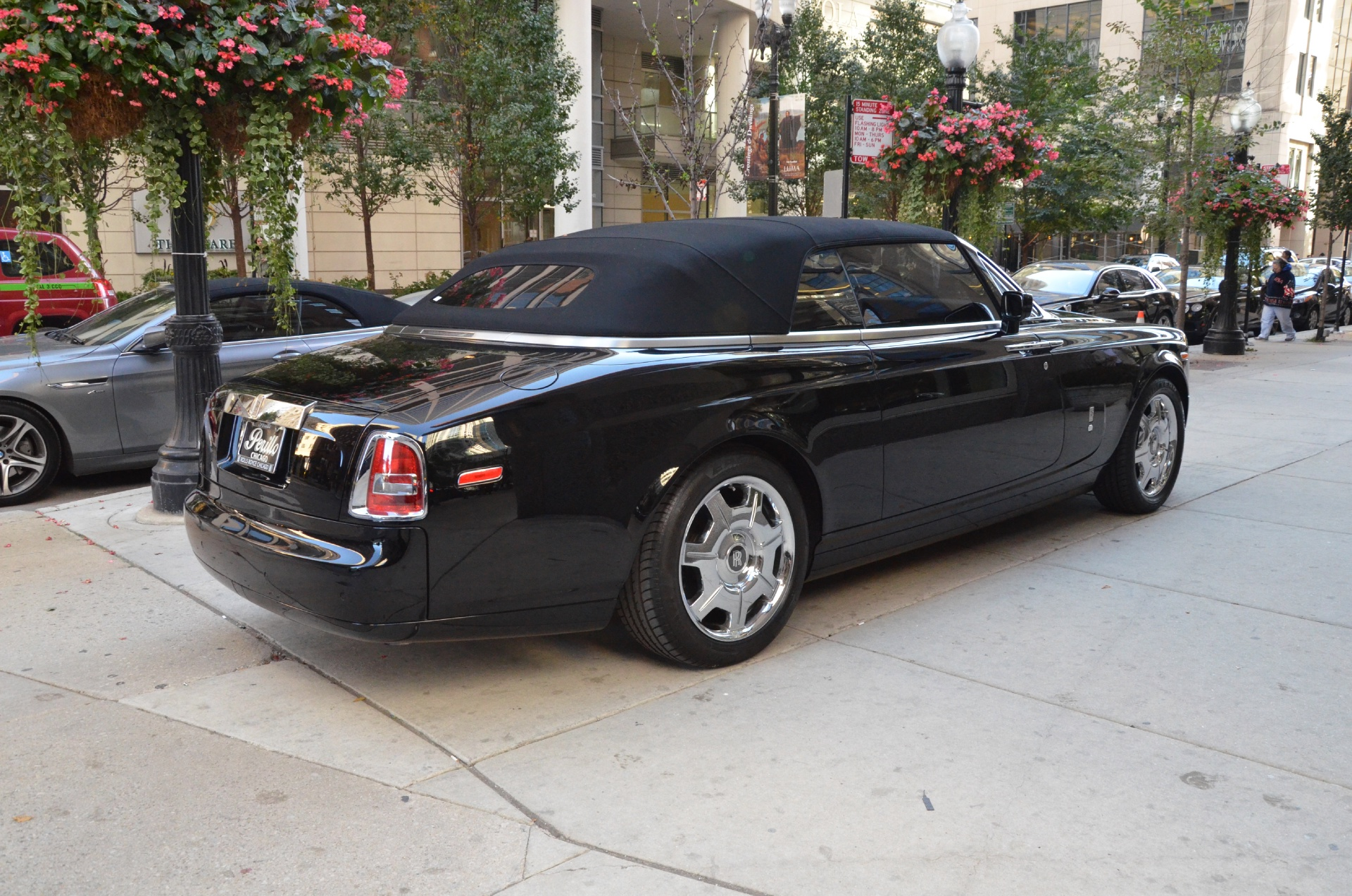 2008 rolls royce phantom drophead coupe stock gc1333 for sale near chicago il il rolls. Black Bedroom Furniture Sets. Home Design Ideas