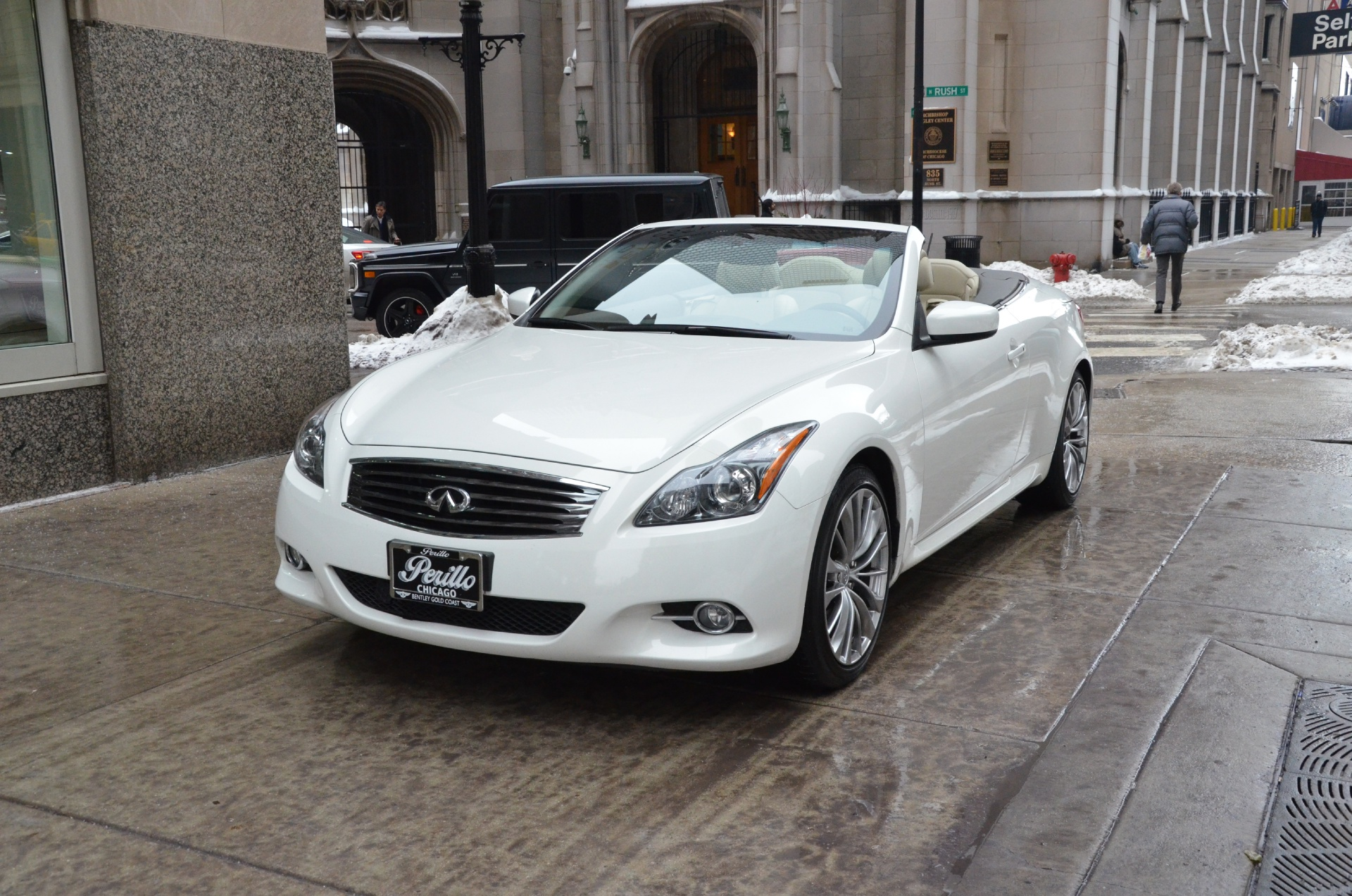 infinity review g coupe infiniti parkers convertible