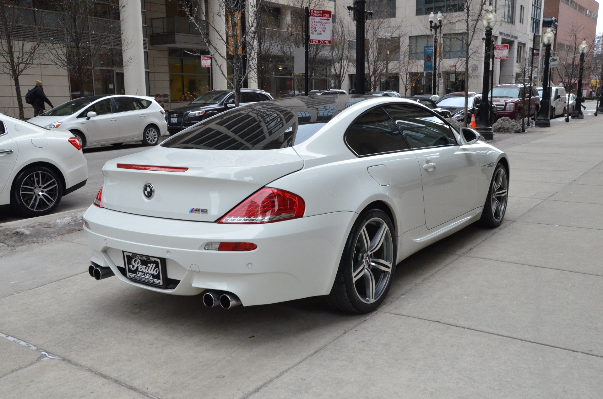 2010 BMW M6 >> 2010 Bmw M6 Stock B412a For Sale Near Chicago Il Il Bmw