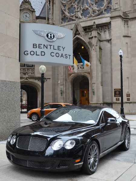 2010 Bentley Continental GT Speed Speed