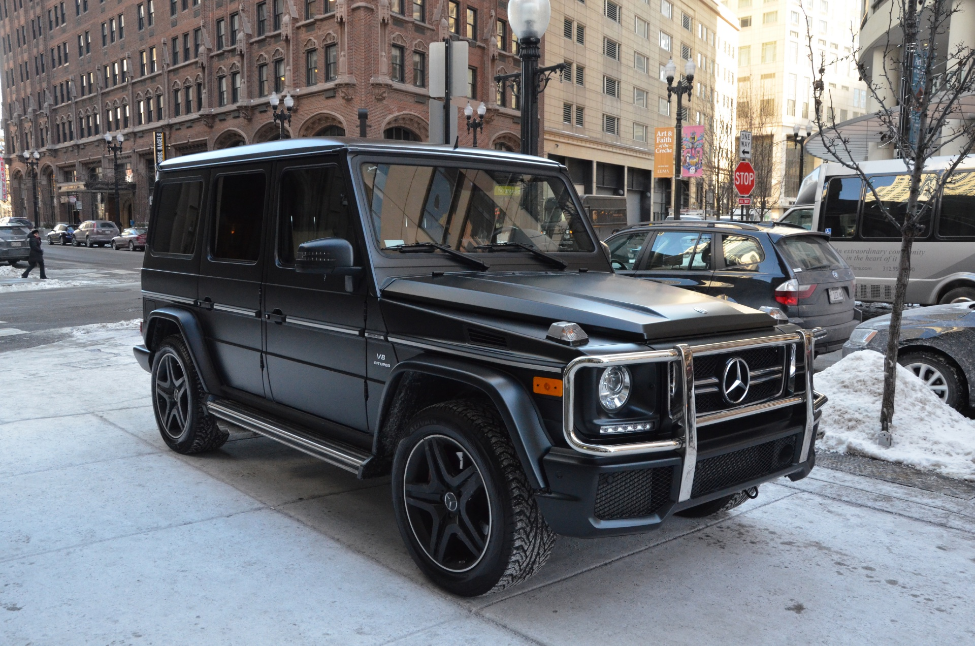2014 Mercedes Benz G Class G63 Amg Stock Gc1884a For