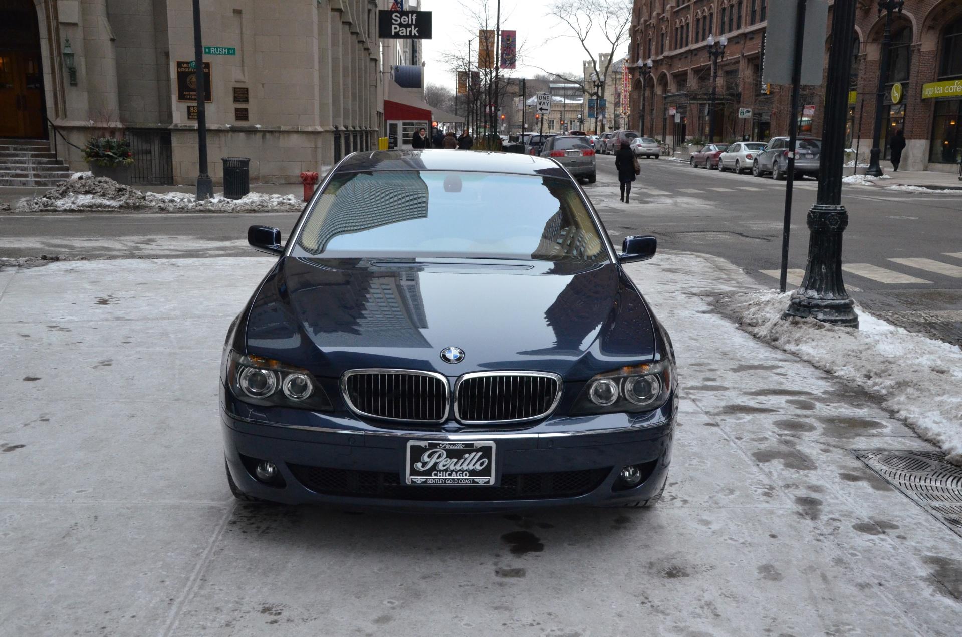 2008 BMW 7 Series 750Li Stock # GC898AA for sale near