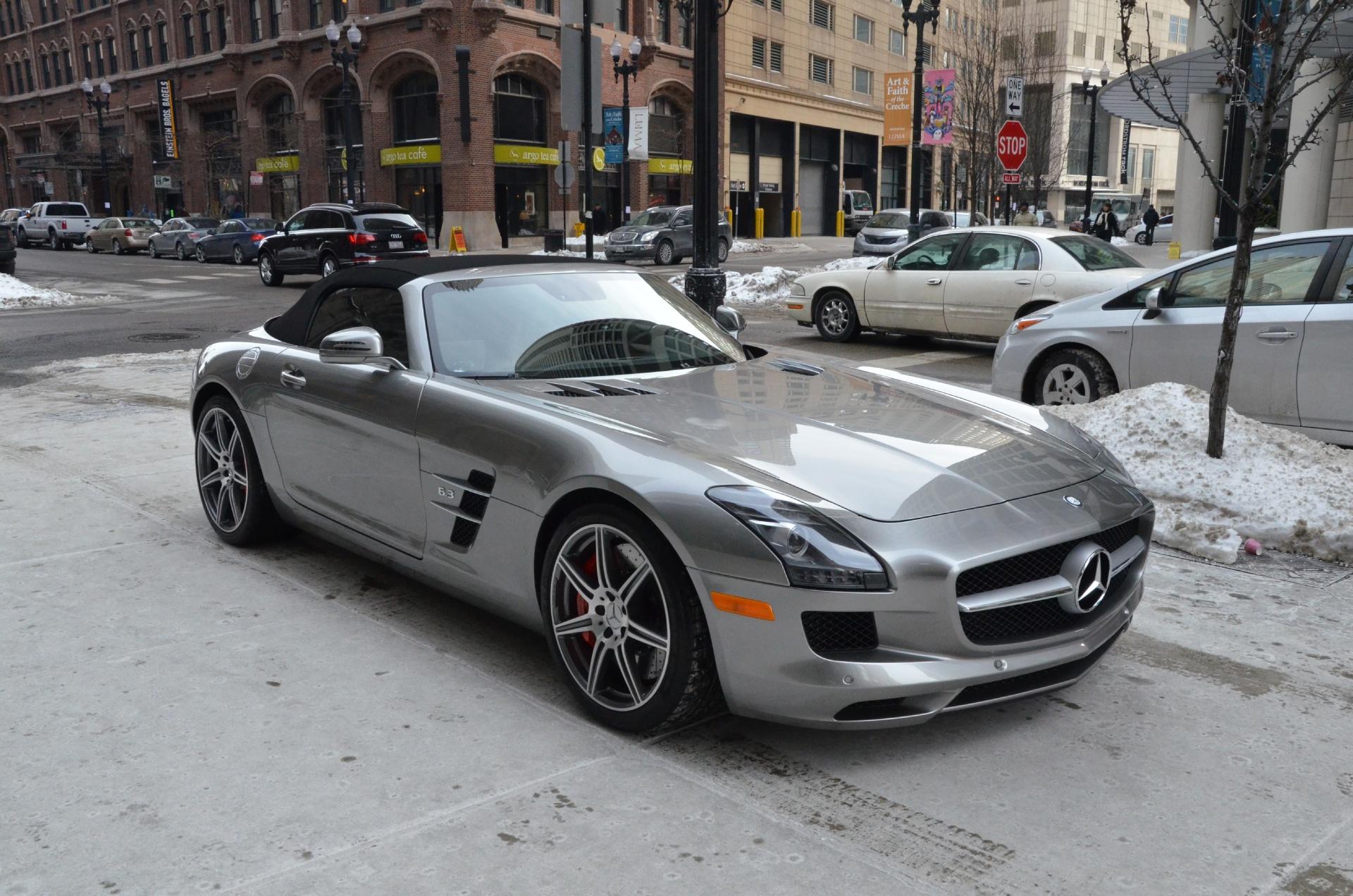 2012 mercedes benz sls class sls amg stock b560aa for for Mercedes benz sls 2012
