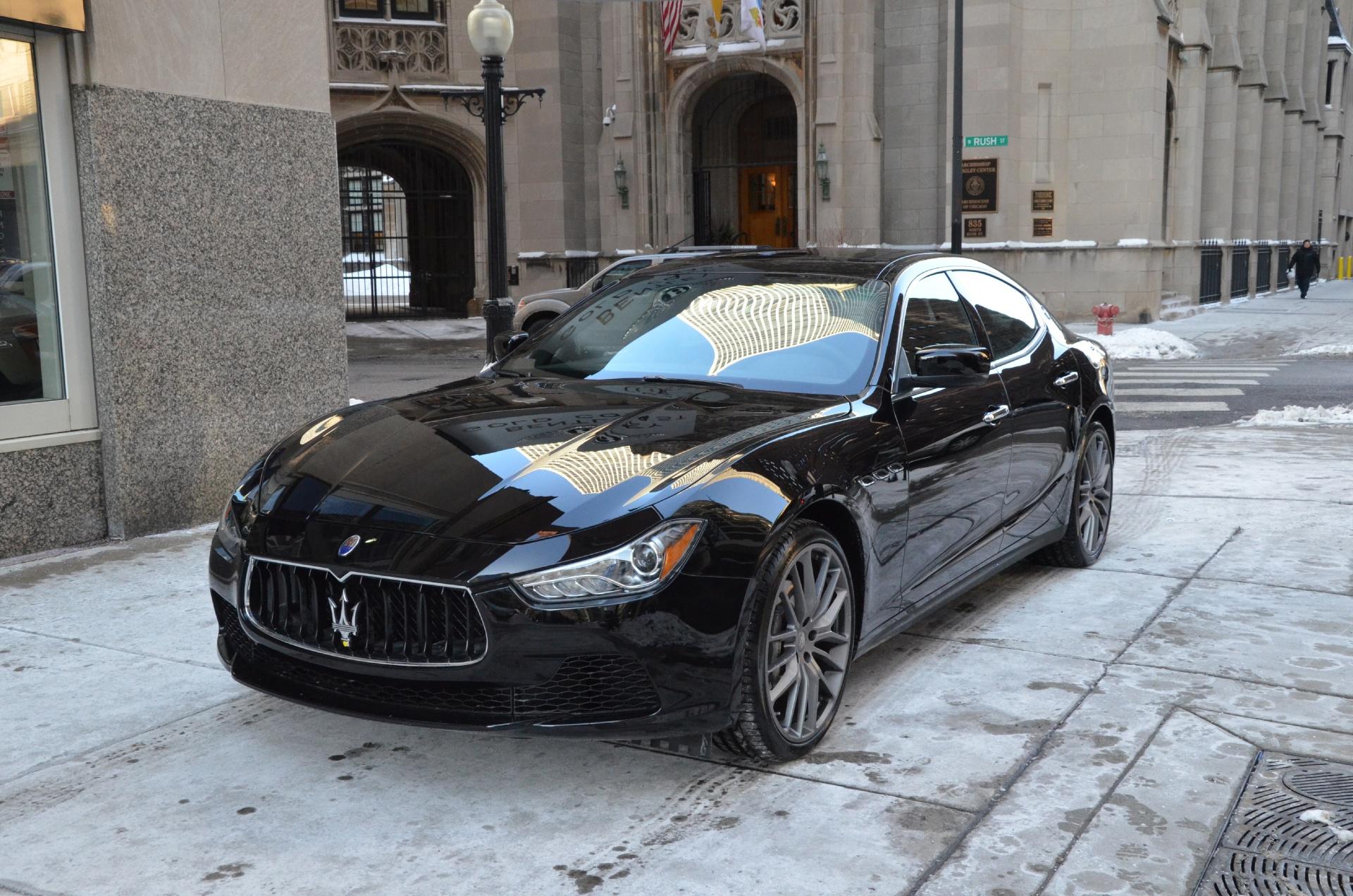 2014 Maserati Ghibli Stock M240 S For Sale Near Chicago