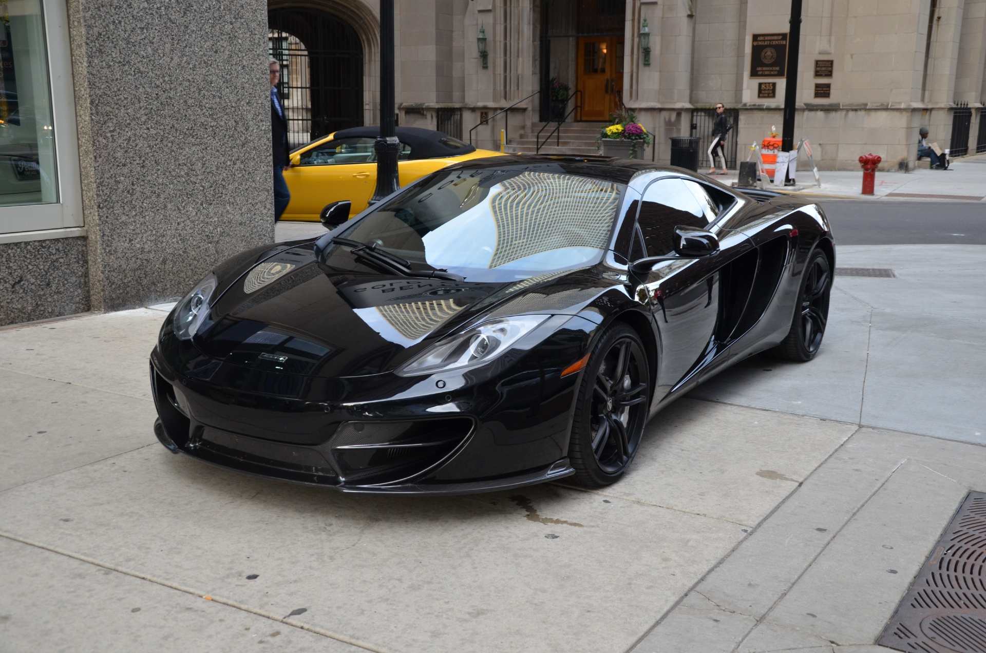 2014 mclaren mp4 12c stock b744a s for sale near chicago. Black Bedroom Furniture Sets. Home Design Ideas