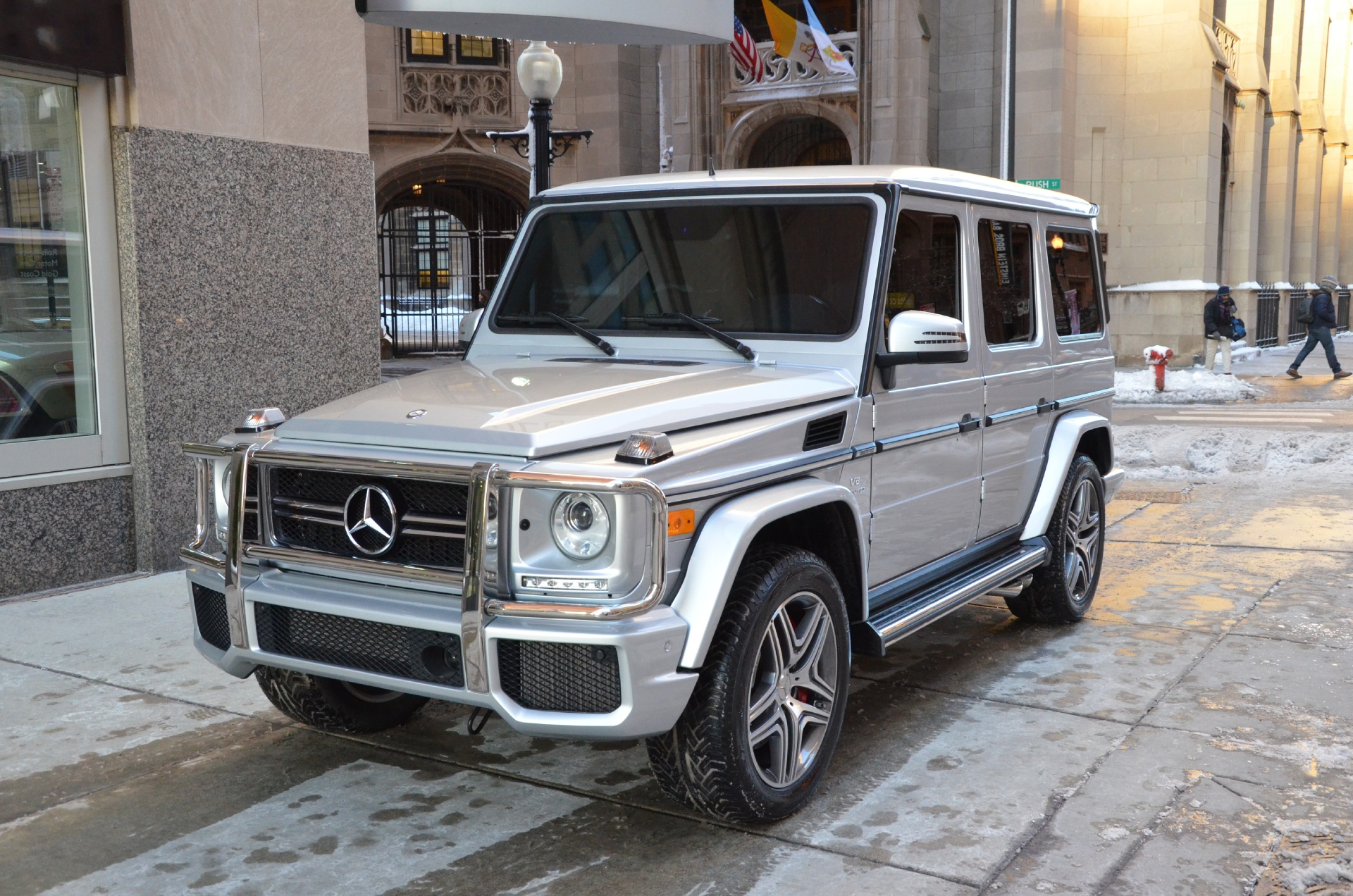 2014 mercedes benz g class g63 amg stock b523a for sale