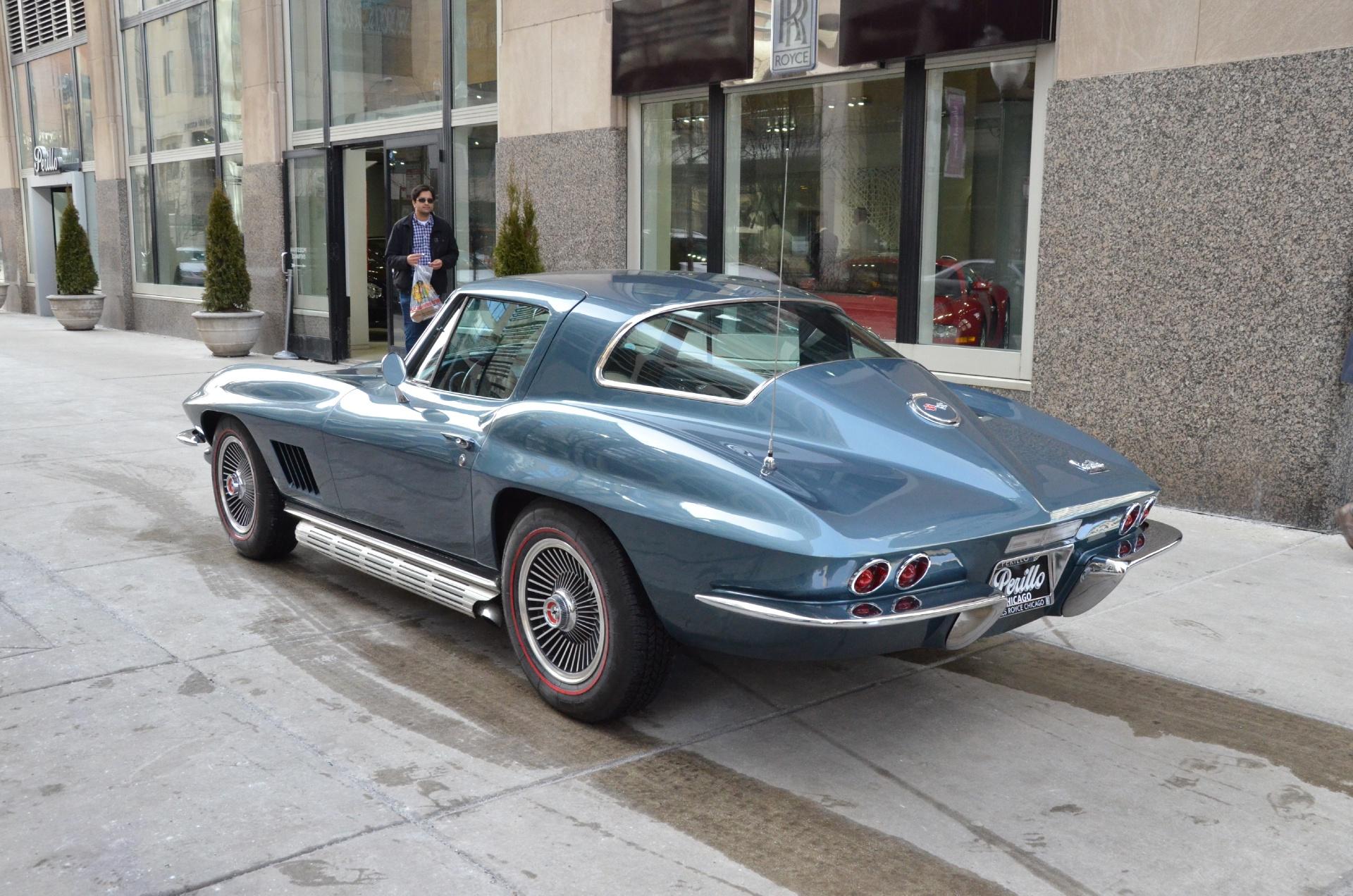 1967 chevrolet corvette stingray stock 07846 for sale near chicago il il chevrolet dealer. Black Bedroom Furniture Sets. Home Design Ideas