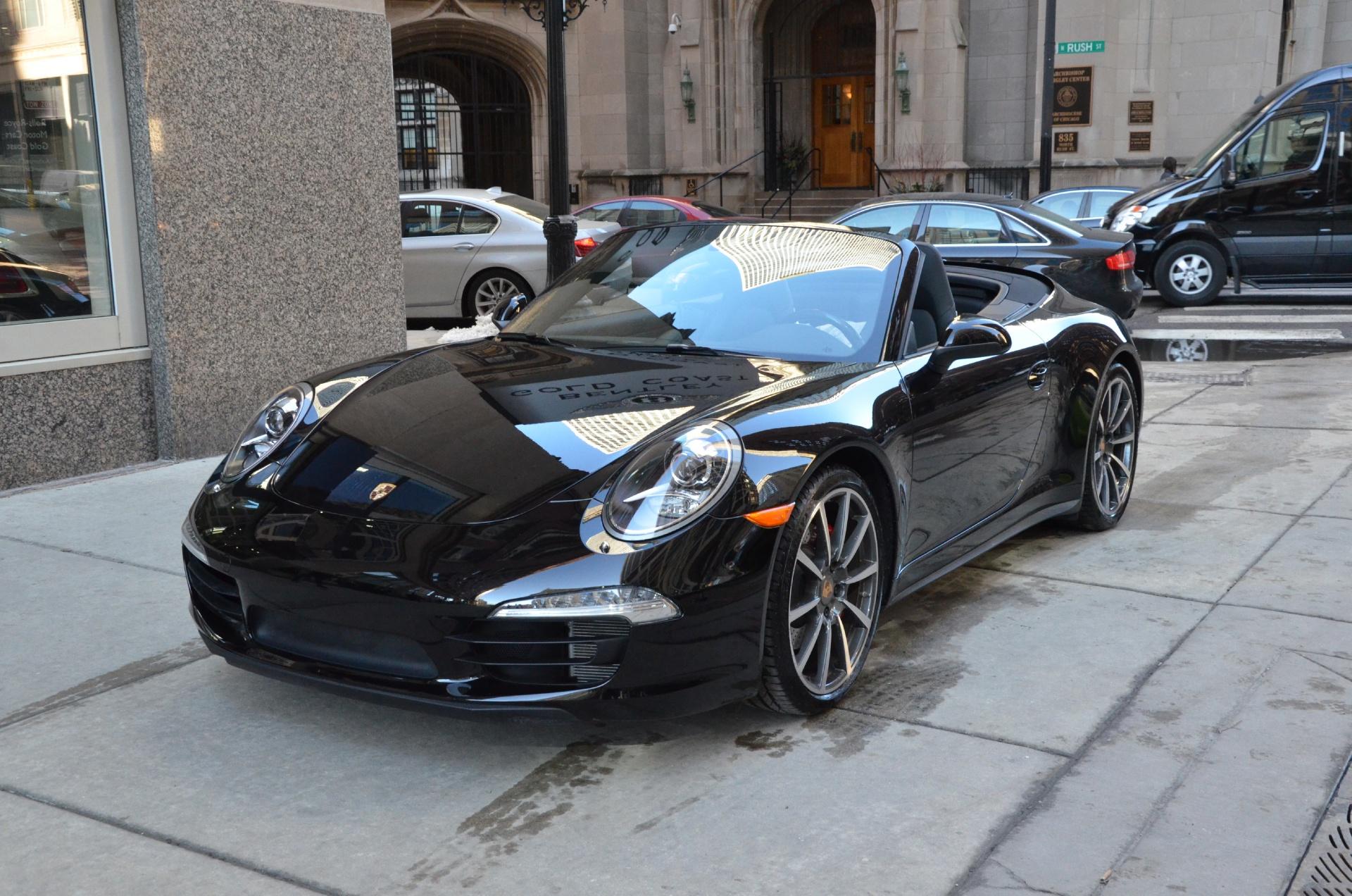 used 2014 porsche 911 carrera 4s chicago il