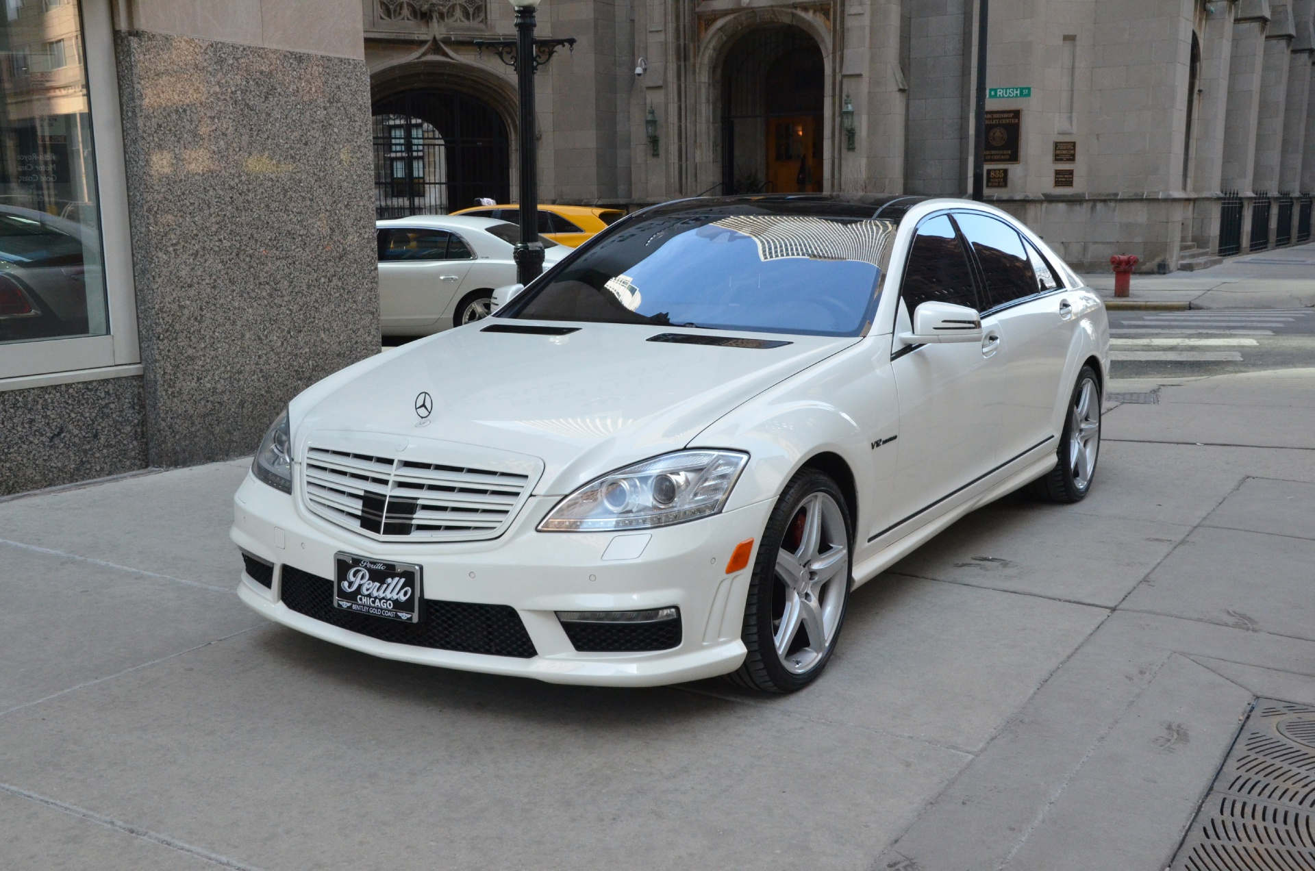 2010 mercedes benz s class s65 amg stock b555a for sale. Black Bedroom Furniture Sets. Home Design Ideas