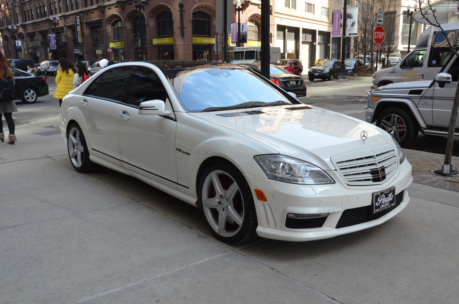 2010 mercedes benz s class s65 amg stock b555a for sale for Mercedes benz dealerships in chicago area