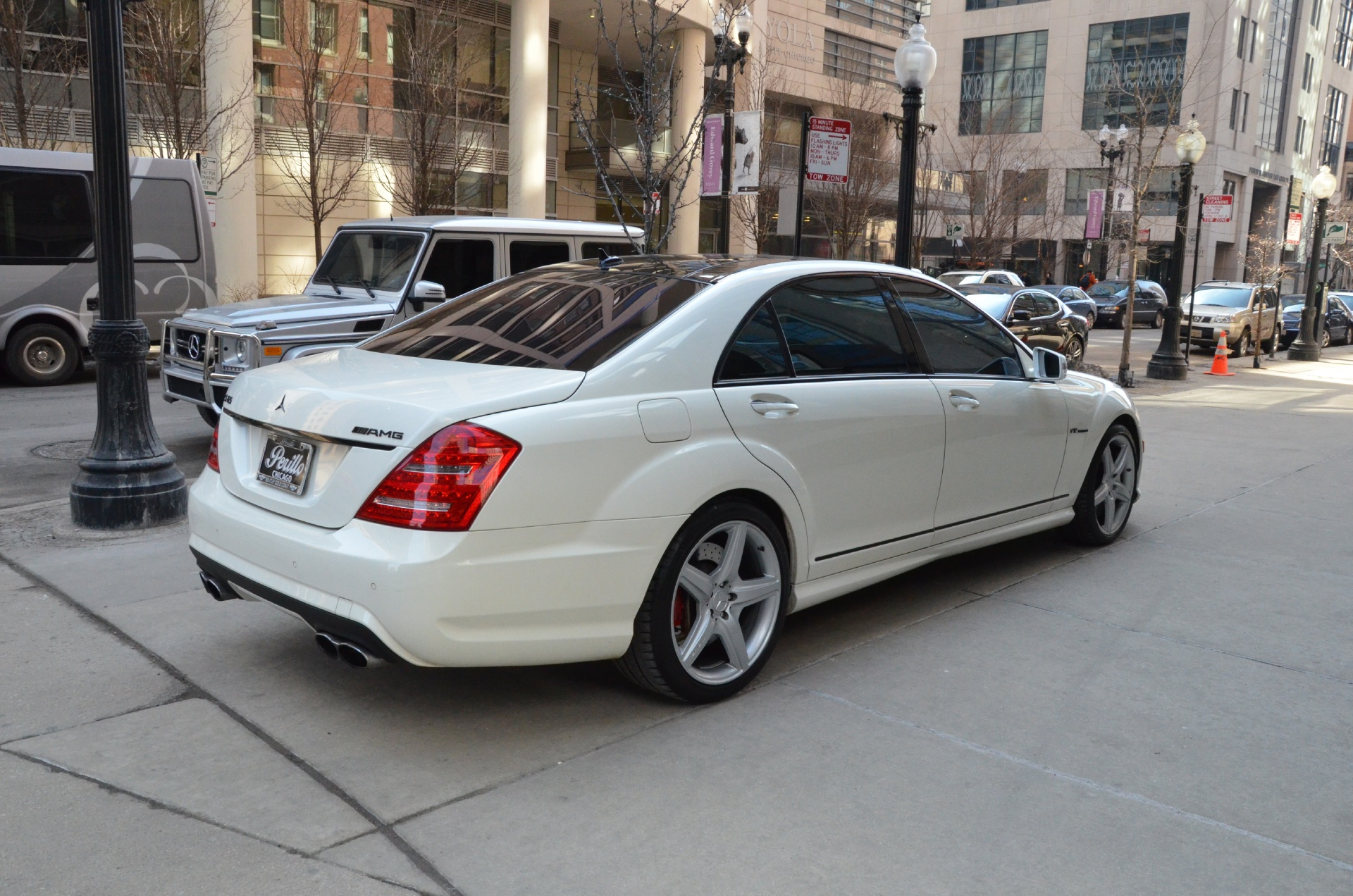 2010 mercedes benz s class s65 amg stock b555a for sale for Chicago mercedes benz dealer