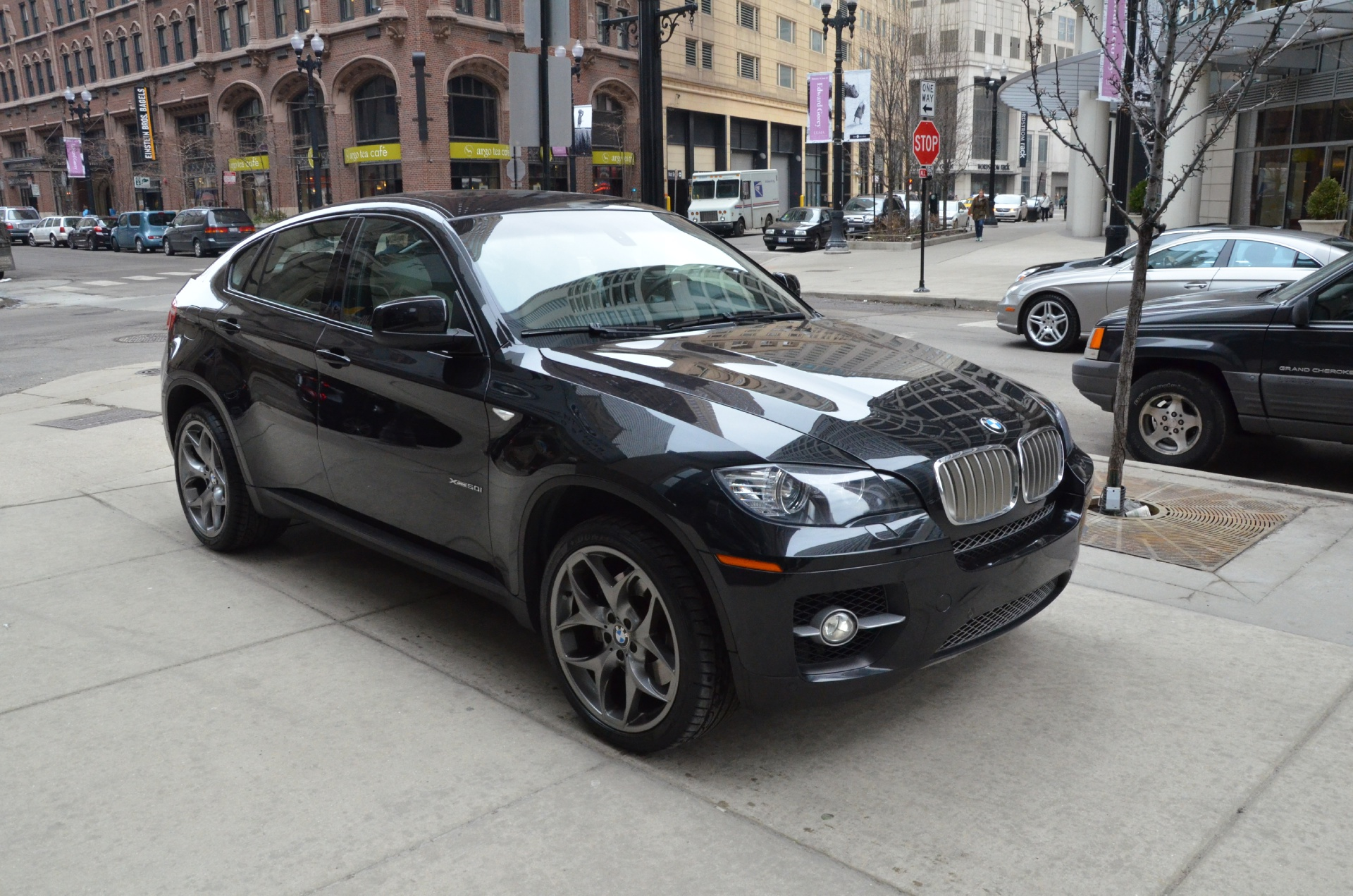 2010 Bmw X6 Xdrive50i Stock 94807 For Sale Near Chicago