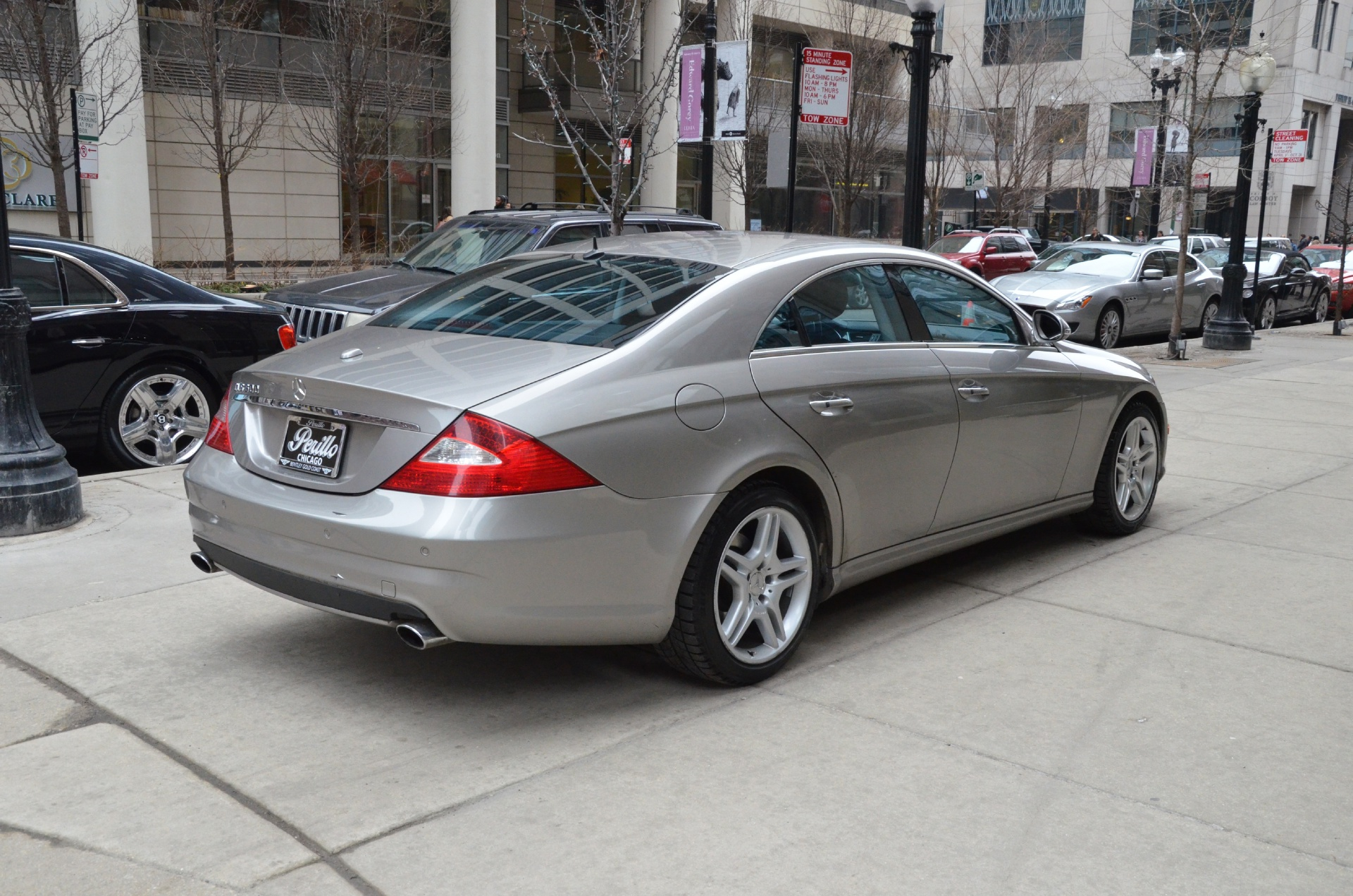 Used 2006 mercedes benz cls class cls500 chicago il