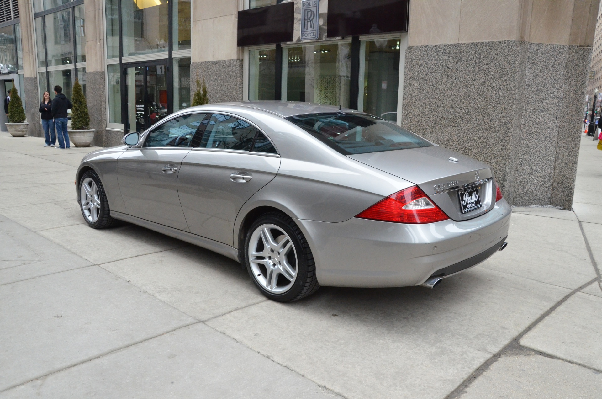 2006 Mercedes Benz Cls Class Cls500 Stock M303a For Sale Near 500 Used Chicago Il