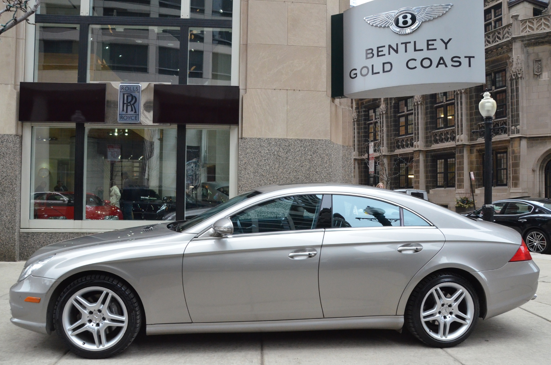 2006 mercedes benz cls class cls500 stock m303a for sale for Mercedes benz dealerships in chicago area