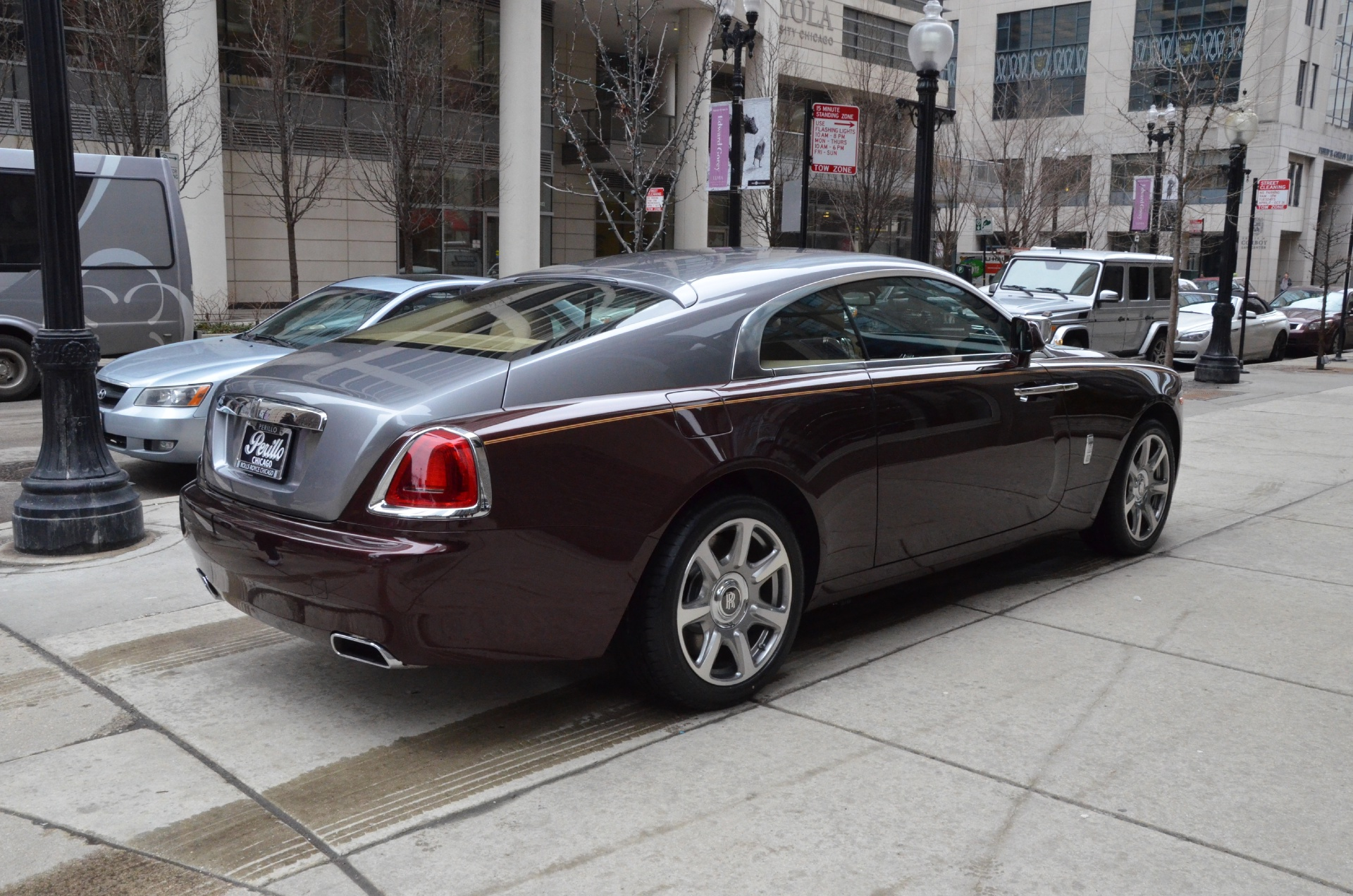 2014 rolls royce wraith stock r128 for sale near chicago il il rolls royce dealer. Black Bedroom Furniture Sets. Home Design Ideas