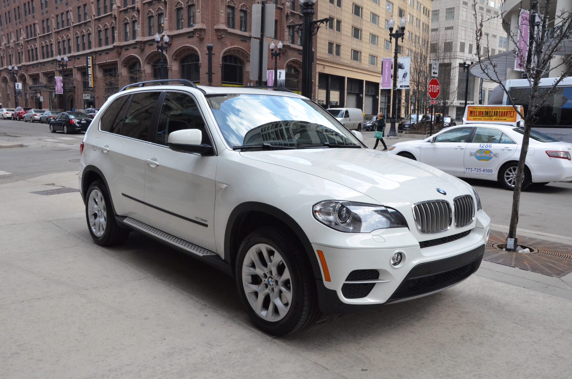 2013 bmw x5 xdrive35i stock m308a for sale near chicago il il bmw dealer. Black Bedroom Furniture Sets. Home Design Ideas