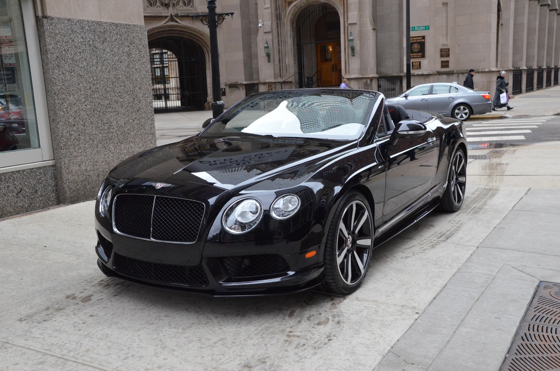 2014 Bentley Continental Gtc V8 S Stock B584 S For Sale