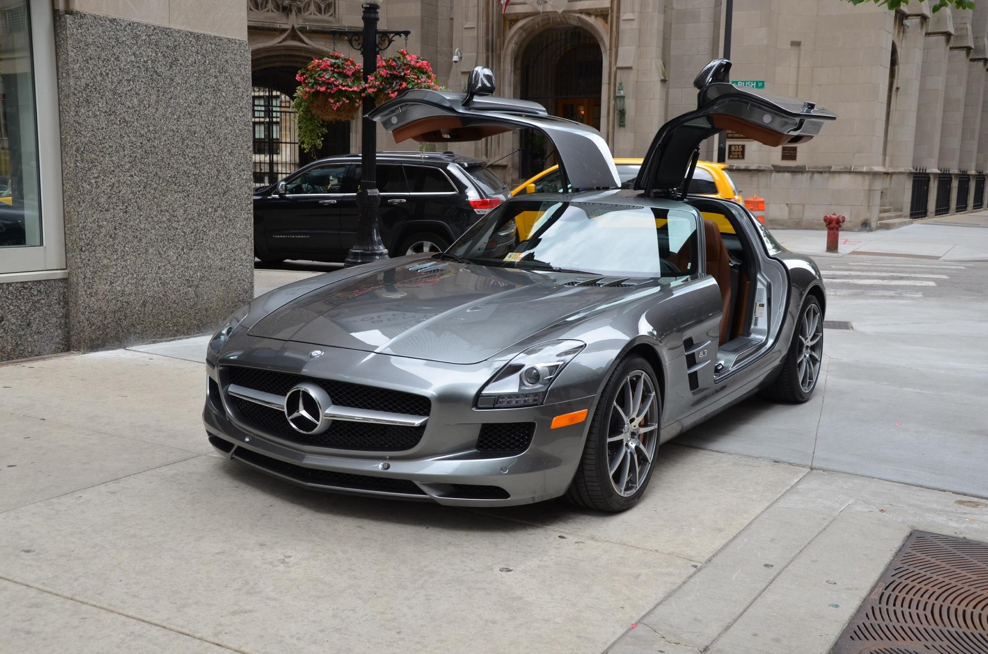 2012 Mercedes Benz Sls Class Sls Amg Stock L189a For