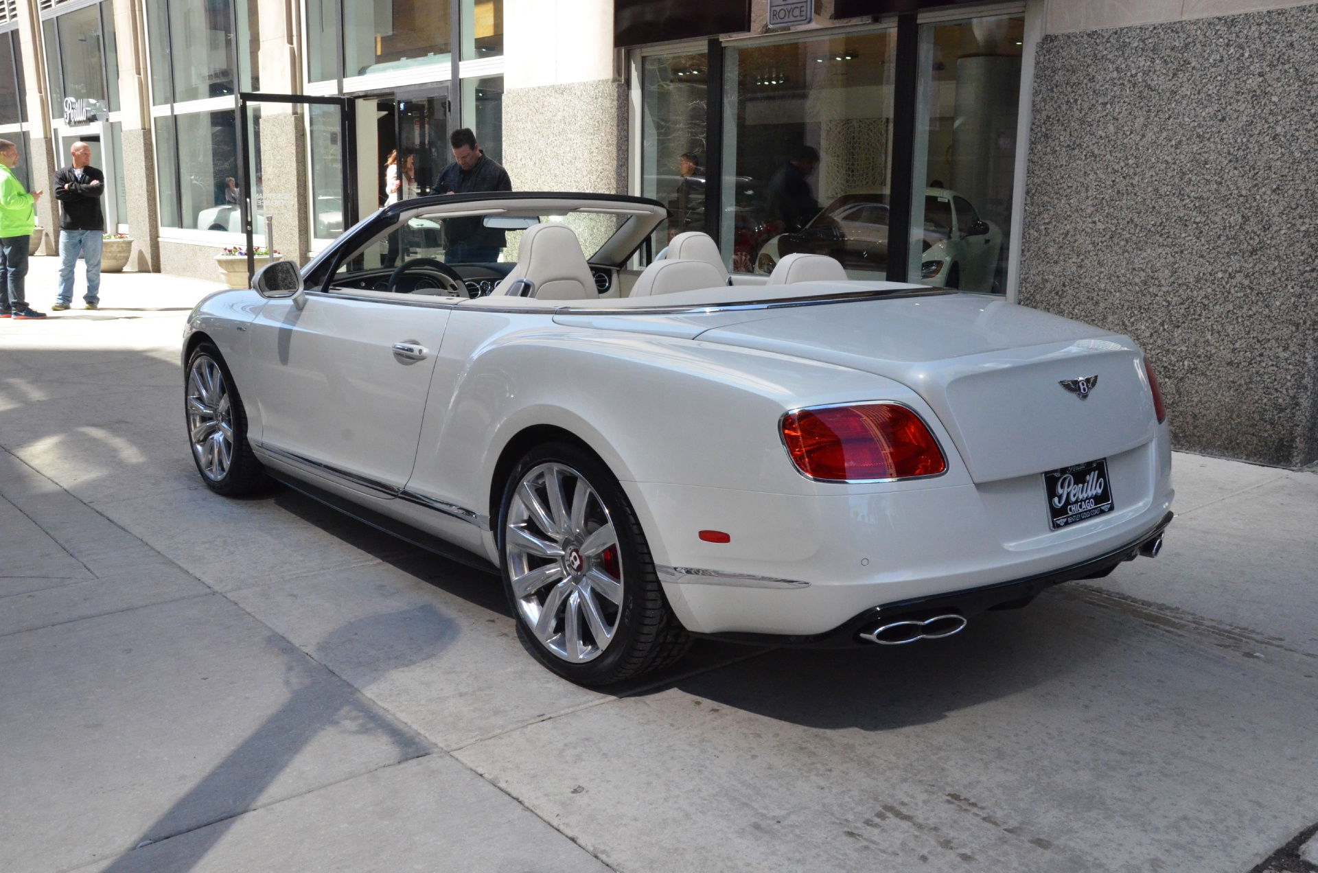 2014 Bentley Continental Gtc V8 S Stock B592 S For Sale