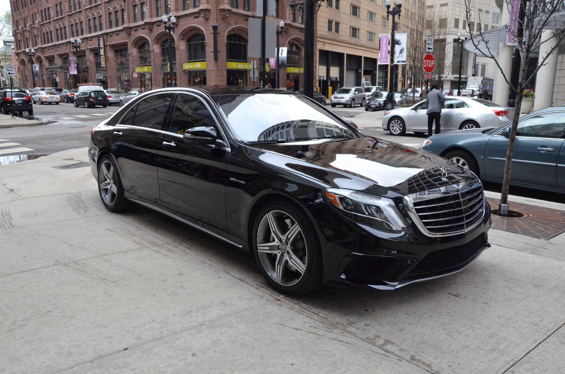 2014 Mercedes Benz S Class S63 Amg Stock Gc1400 For Sale