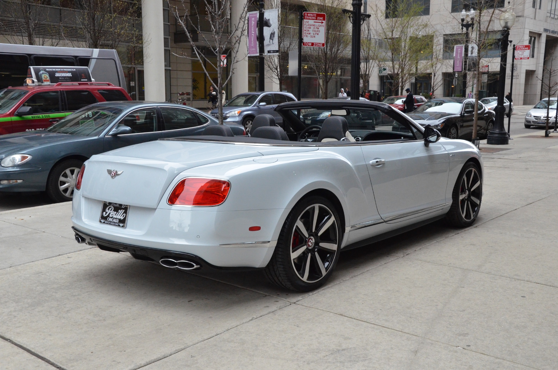 2014 Bentley Continental Gtc V8 S Stock B591 S For Sale