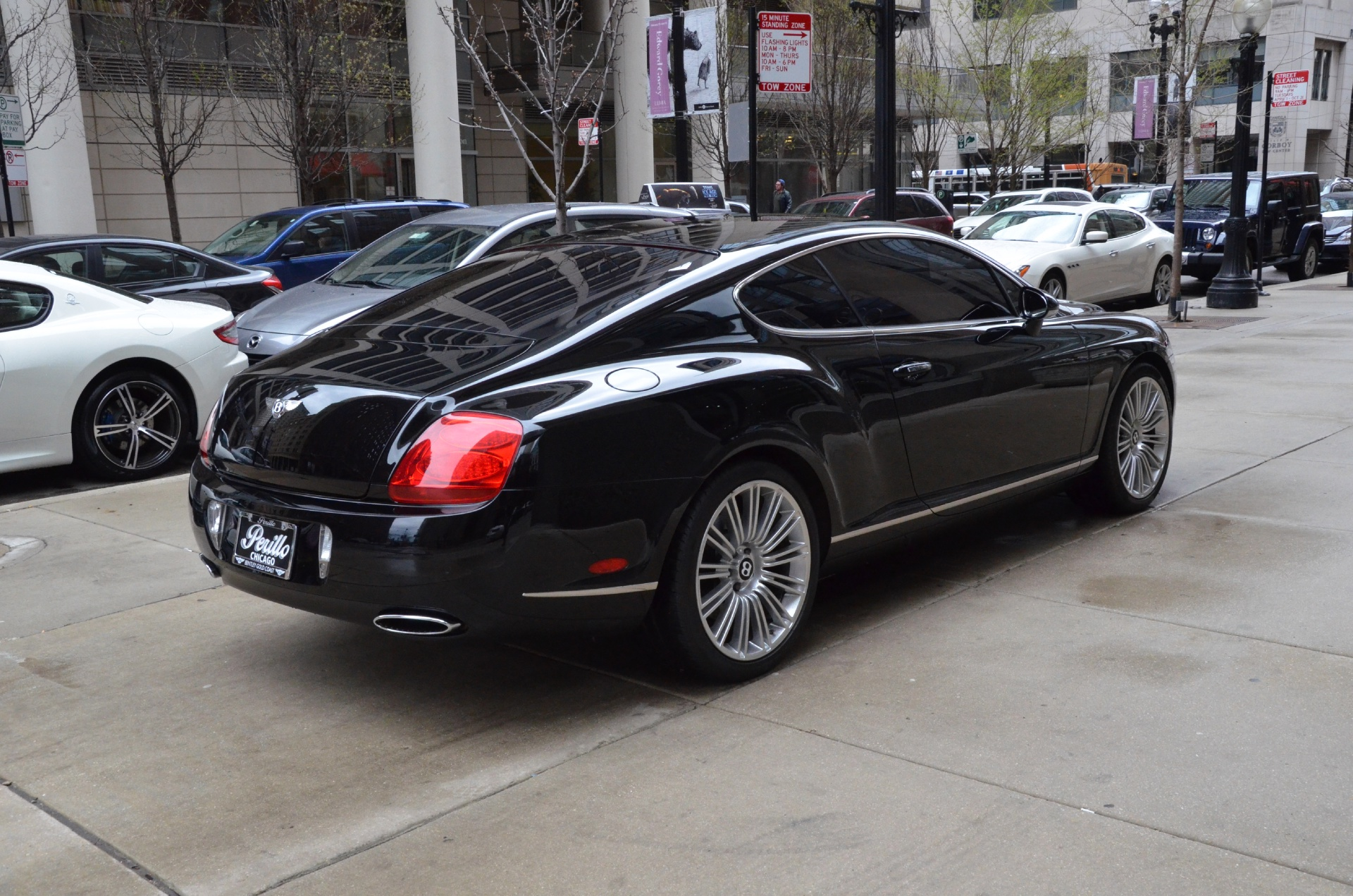 2008 Bentley Continental Gt Speed Stock B585a For Sale Near