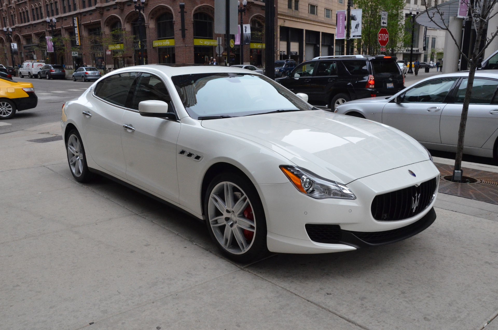 2014 maserati quattroporte s q4 s q4 stock m347 s for sale near chicago il il maserati dealer. Black Bedroom Furniture Sets. Home Design Ideas