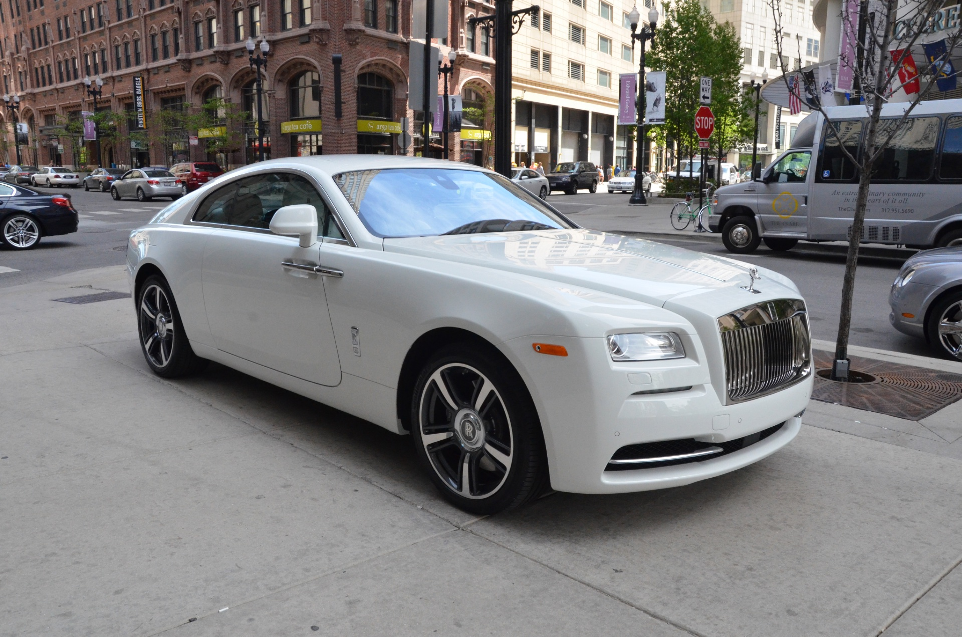 2014 rolls royce wraith stock gc1560 for sale near chicago il il rolls royce dealer. Black Bedroom Furniture Sets. Home Design Ideas