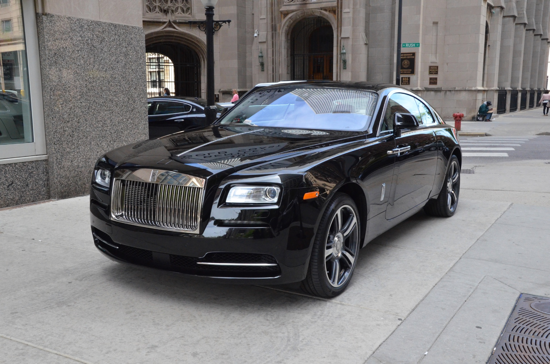 2014 rolls royce wraith stock r140 s for sale near. Black Bedroom Furniture Sets. Home Design Ideas