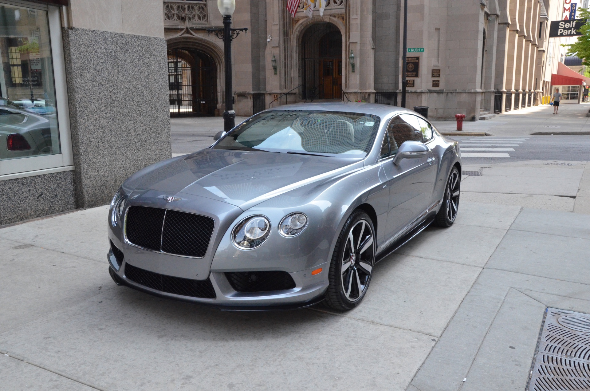 2014 Bentley Continental GT V8 S Stock # B604 for sale near Chicago ...