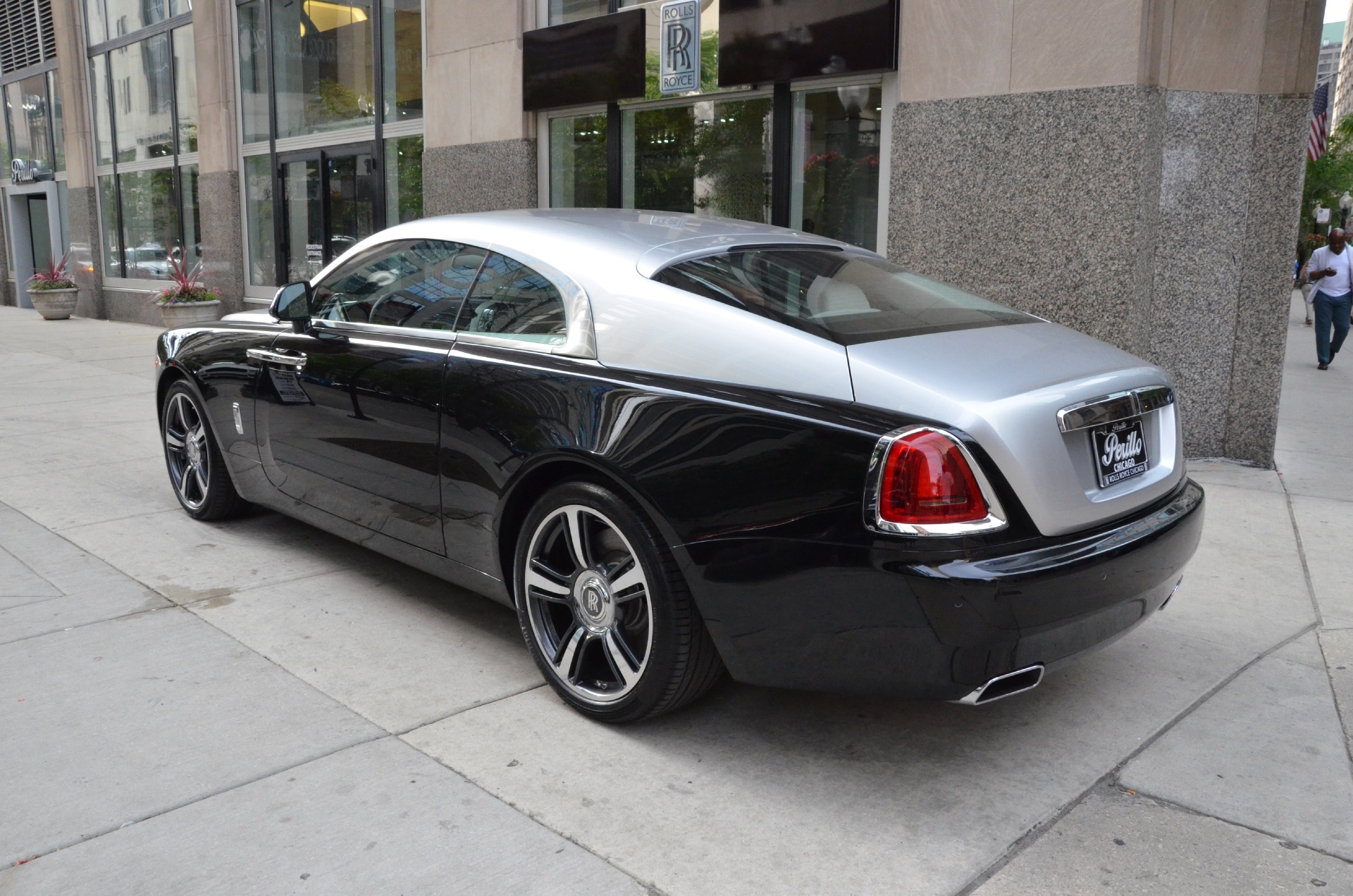 2014 rolls royce wraith stock r142 s for sale near. Black Bedroom Furniture Sets. Home Design Ideas
